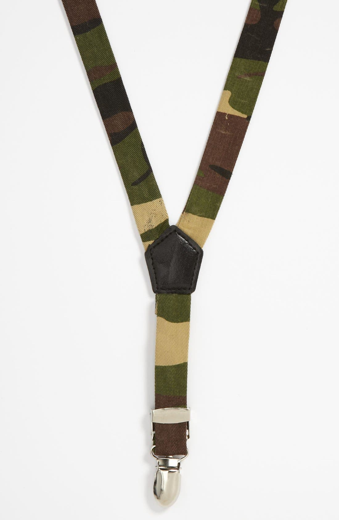 Alternate Image 1 Selected - Sovereign Code Camo Suspenders (Toddler)