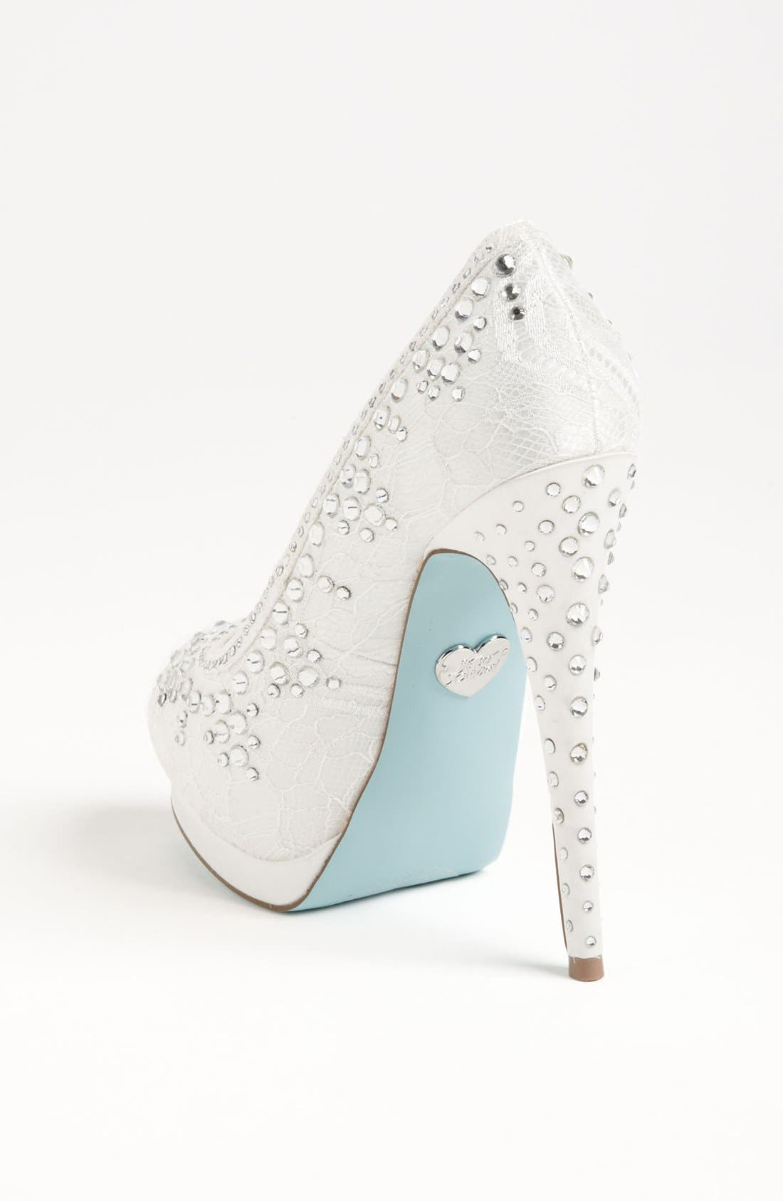 Alternate Image 2  - Blue by Betsey Johnson 'Vow' Pump