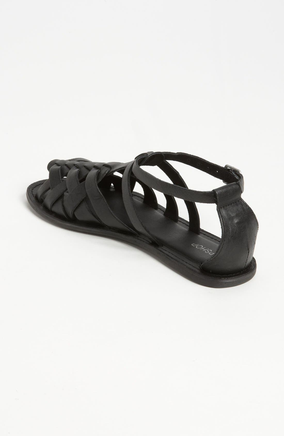 Alternate Image 2  - Topshop 'Hippy' Sandal