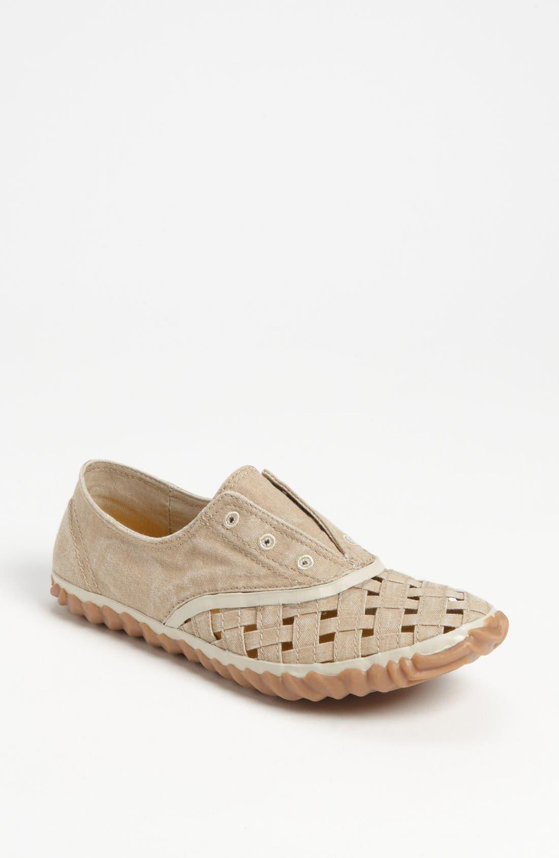Alternate Image 1 Selected - Sorel 'Picnic Weave Plimsole™' Sneaker