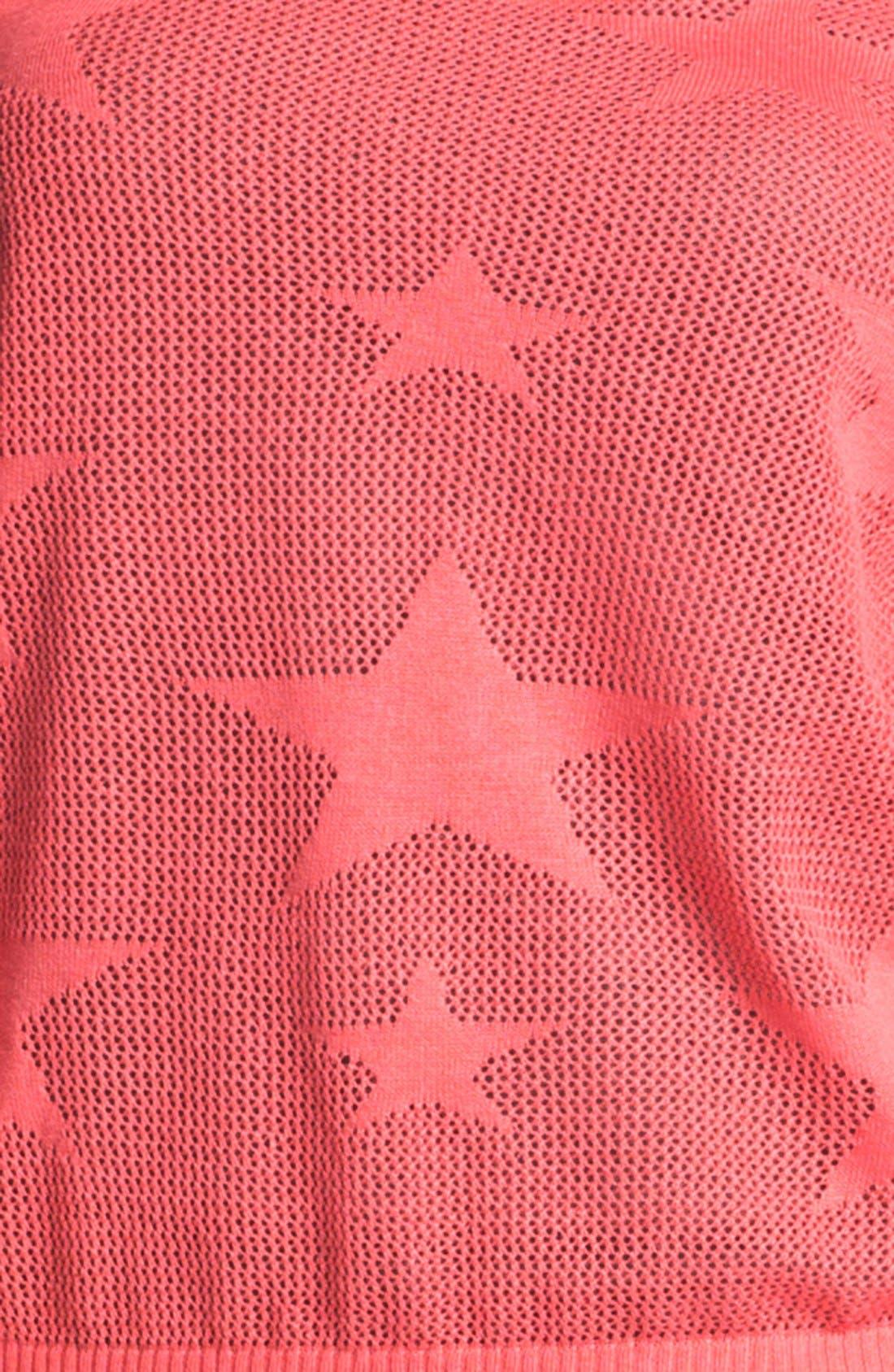 Alternate Image 3  - Max & Mia Star Sweater