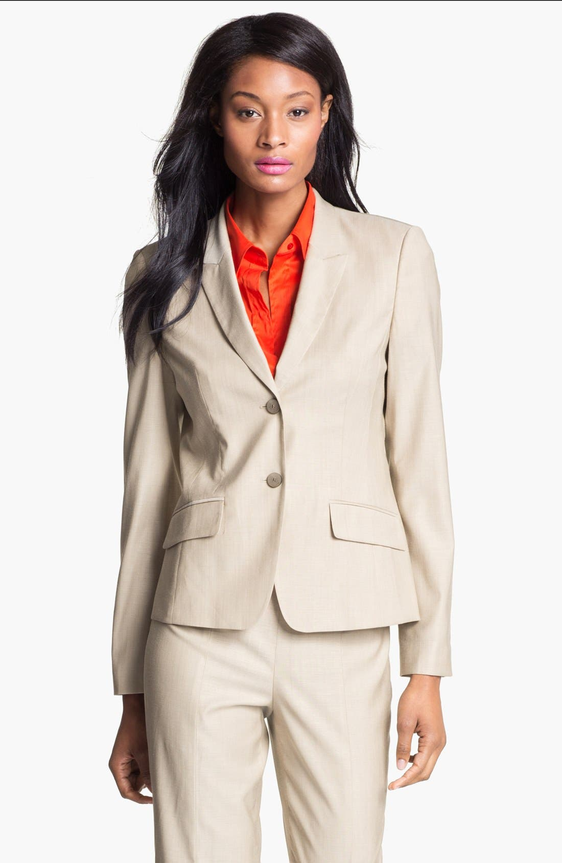 Alternate Image 1 Selected - BOSS HUGO BOSS 'Jadena' Jacket