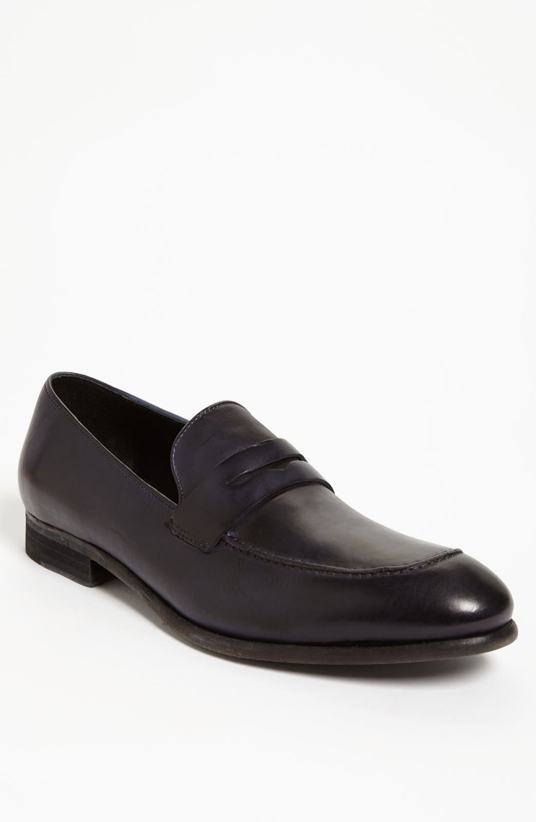 Alternate Image 1 Selected - Donald J Pliner 'Zan' Penny Loafer