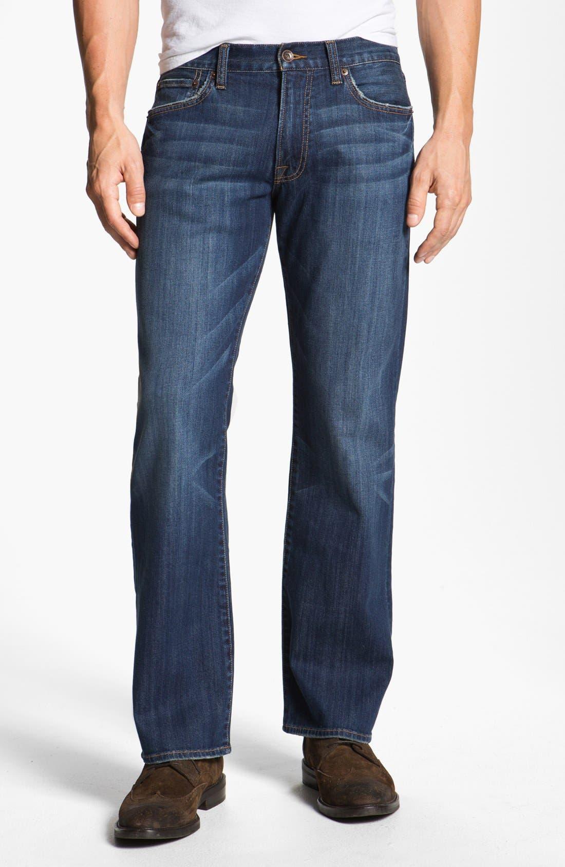 Alternate Image 1 Selected - Lucky Brand '361 Vintage' Straight leg Jeans (Erwin)