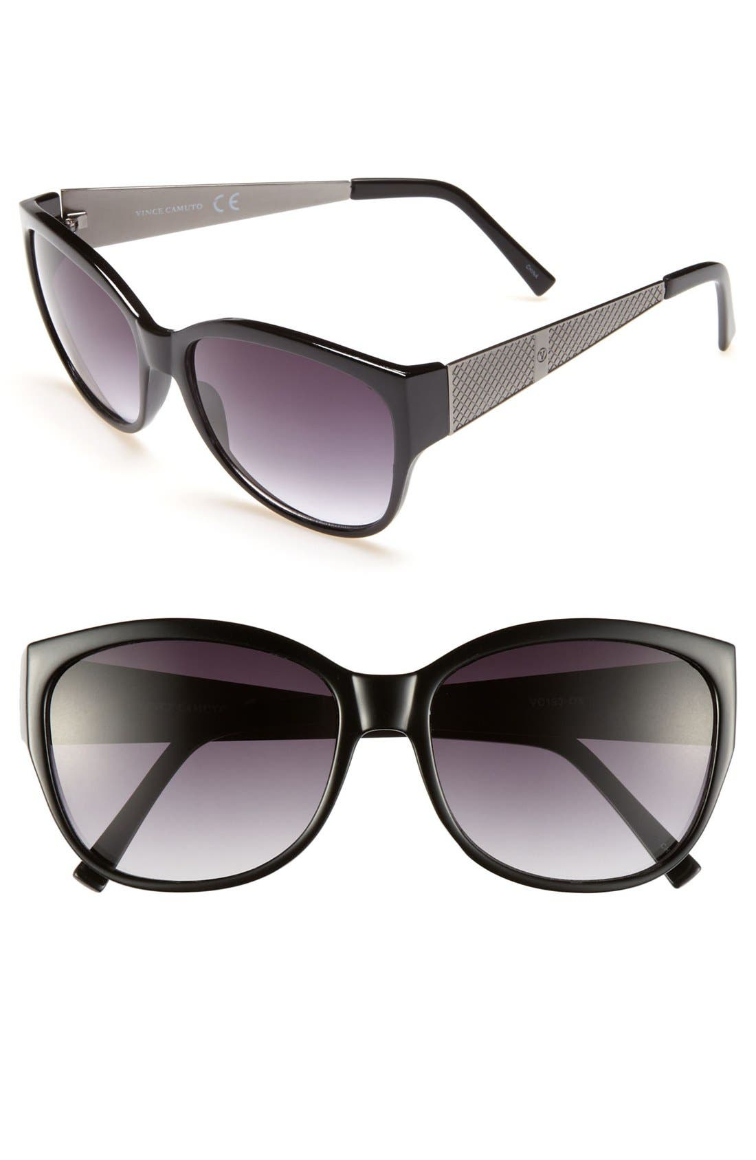 Main Image - Vince Camuto 55mm Oversized Sunglasses