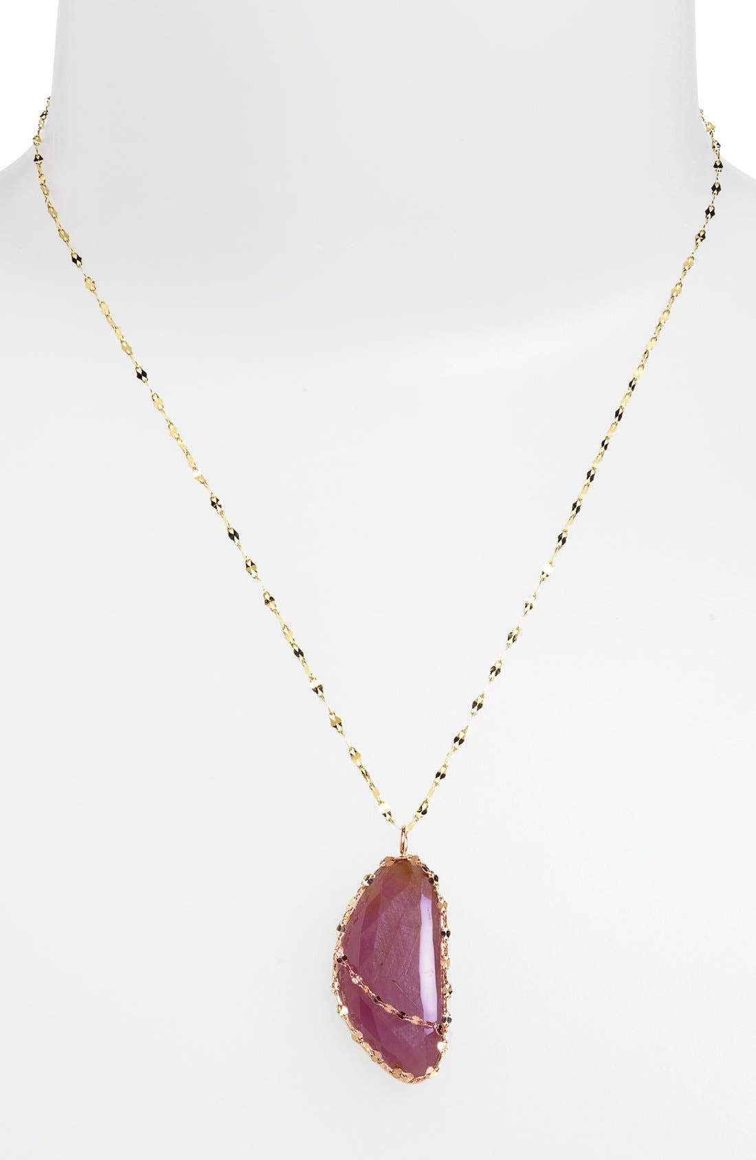 Main Image - Lana Jewelry 'Stone Gold - Eden' Pendant Necklace