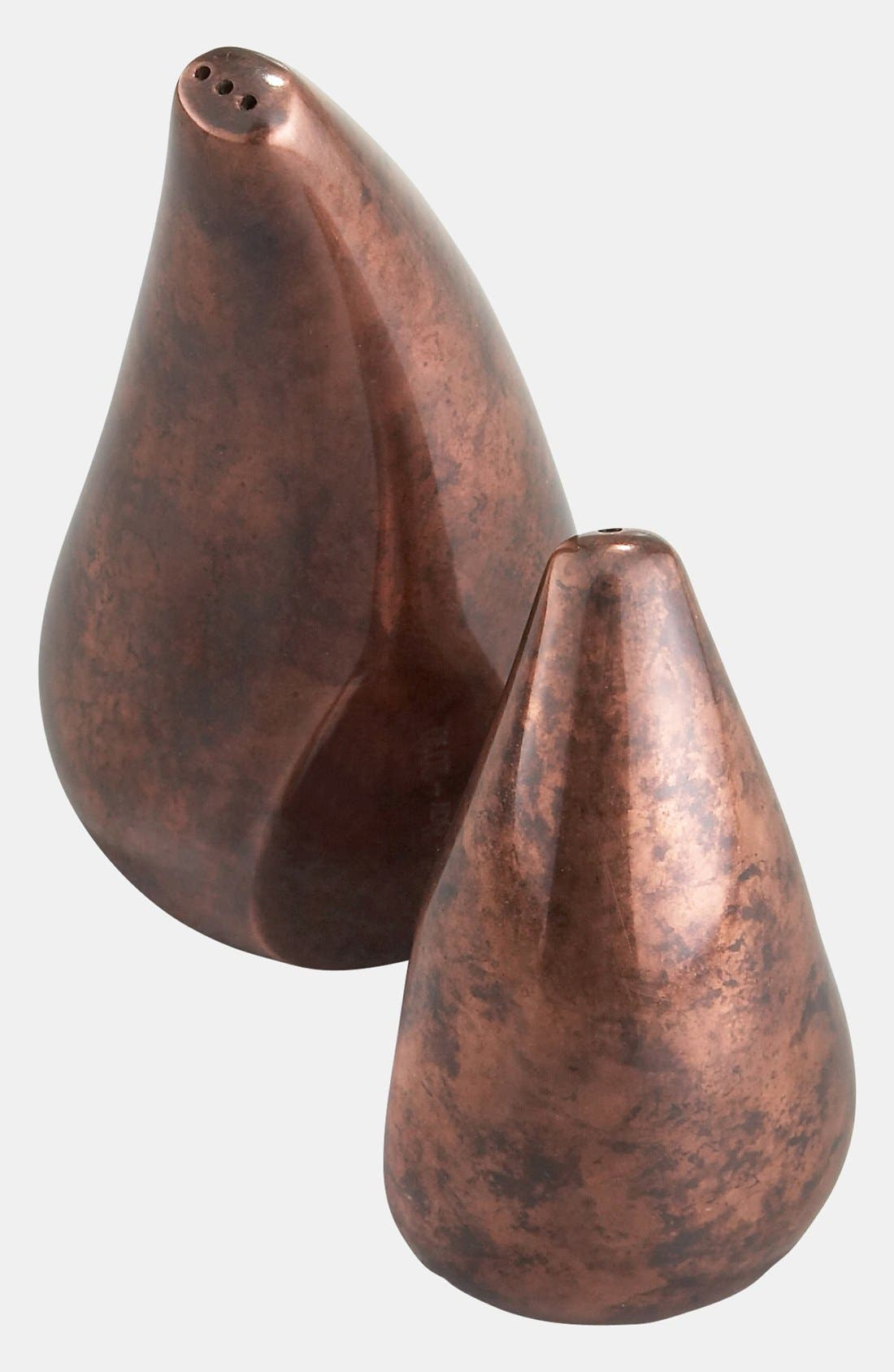 Main Image - Nambé 'Heritage Pebble' Salt & Pepper Set