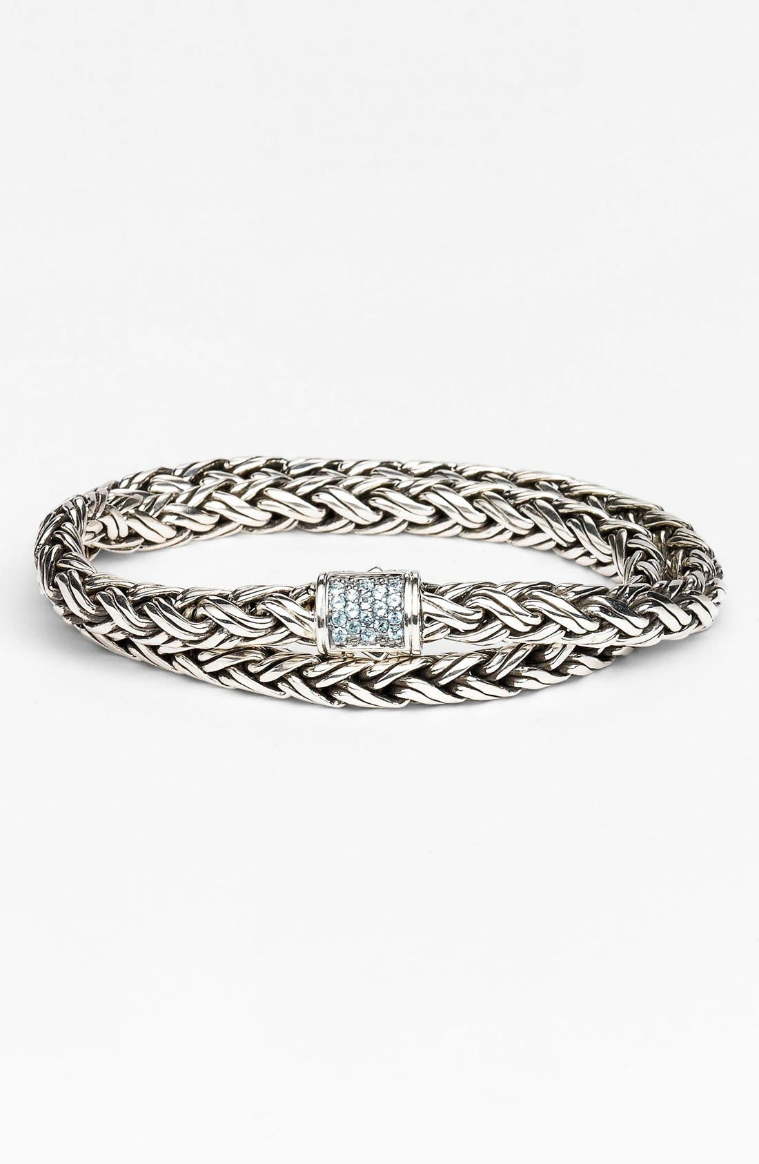 Main Image - John Hardy 'Classic Chain - Kepang' Double Wrap Chain Bracelet (Nordstrom Exclusive)