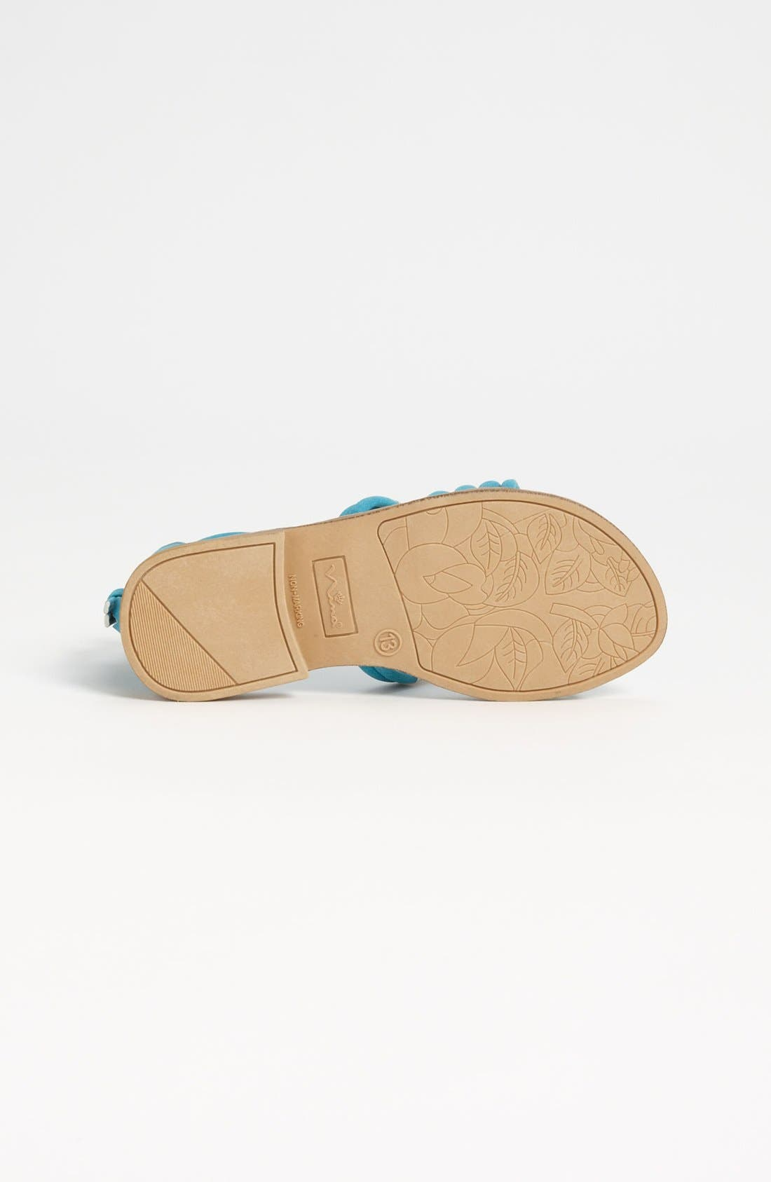 Alternate Image 4  - Nina 'Gustina' Banded Sandal (Little Kid & Big Kid)