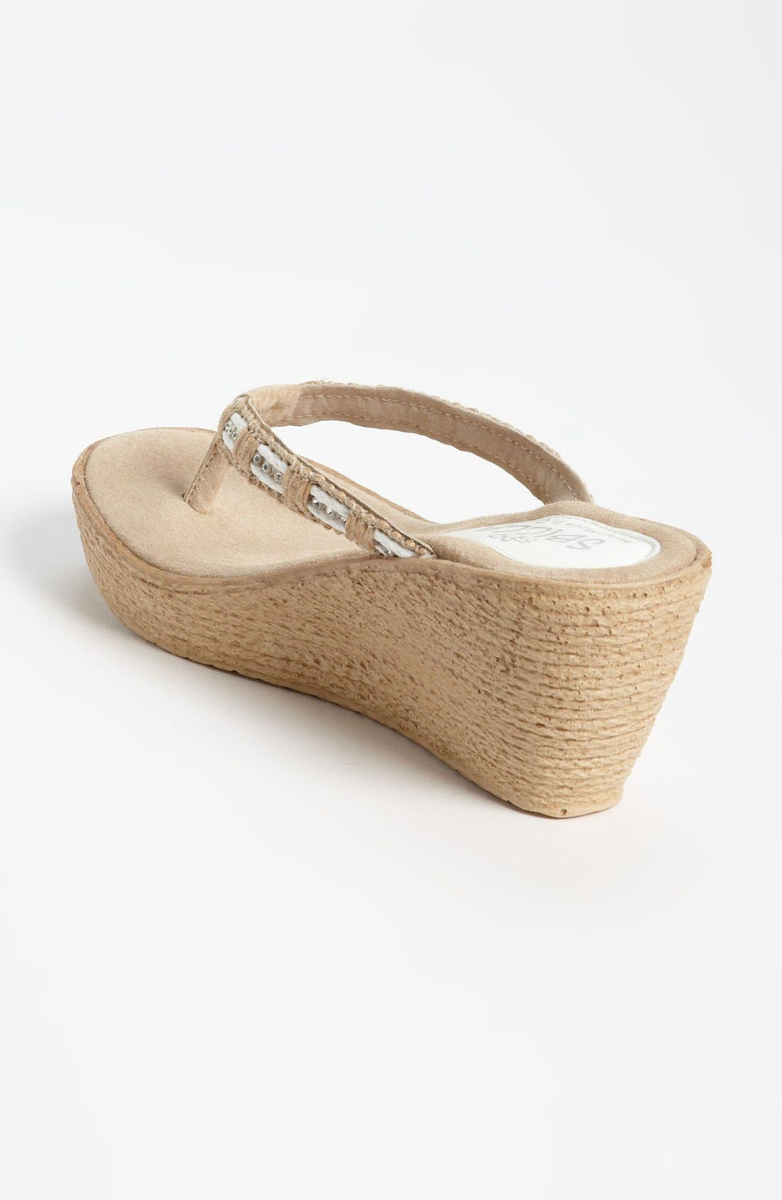 Alternate Image 2  - Sbicca 'Cora' Wedge Sandal