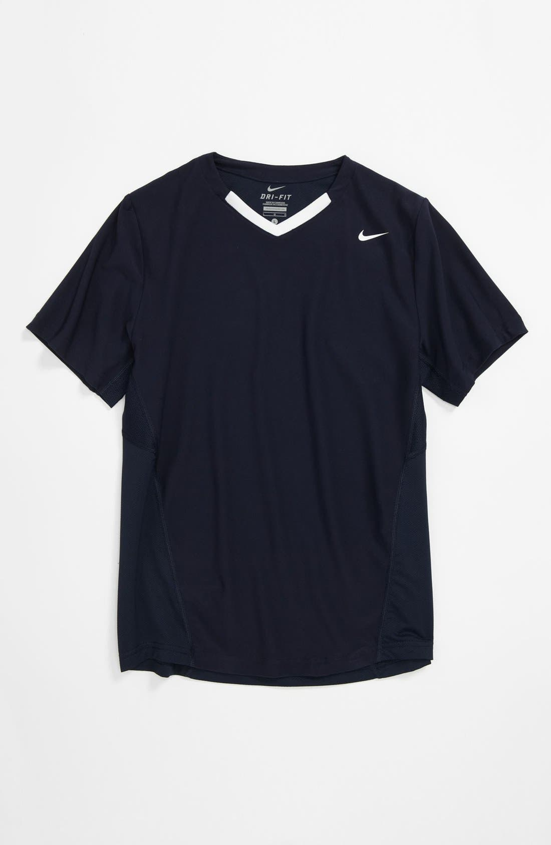 Main Image - Nike 'Premier - Rafa Nadal' Dri-FIT T-Shirt (Big Boys)