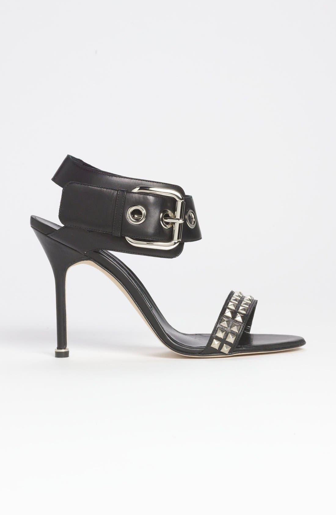 Alternate Image 4  - Manolo Blahnik 'Koyro' Sandal