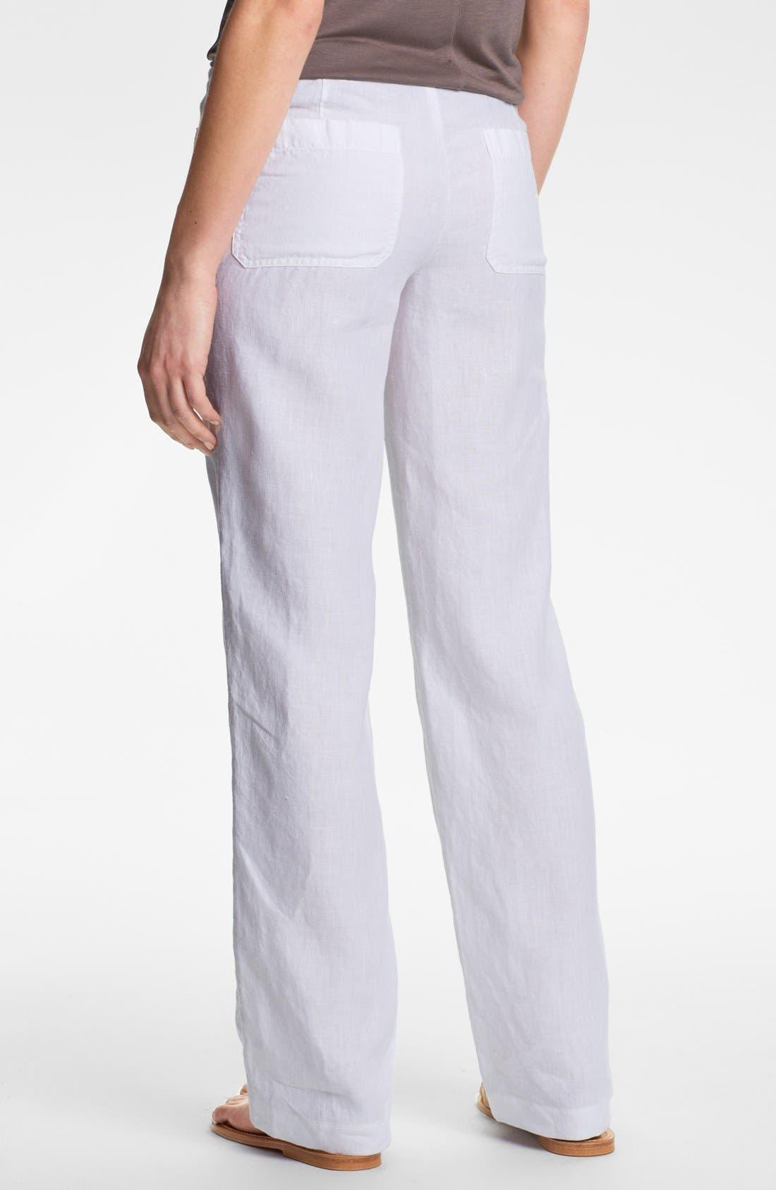 Alternate Image 2  - Vince Linen Pants