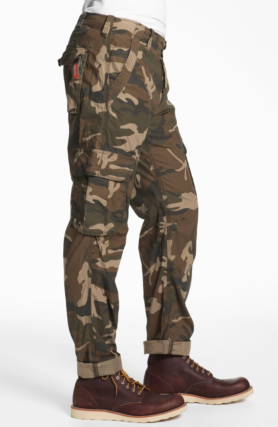 Alternate Image 3  - Superdry Military Cargo Pants