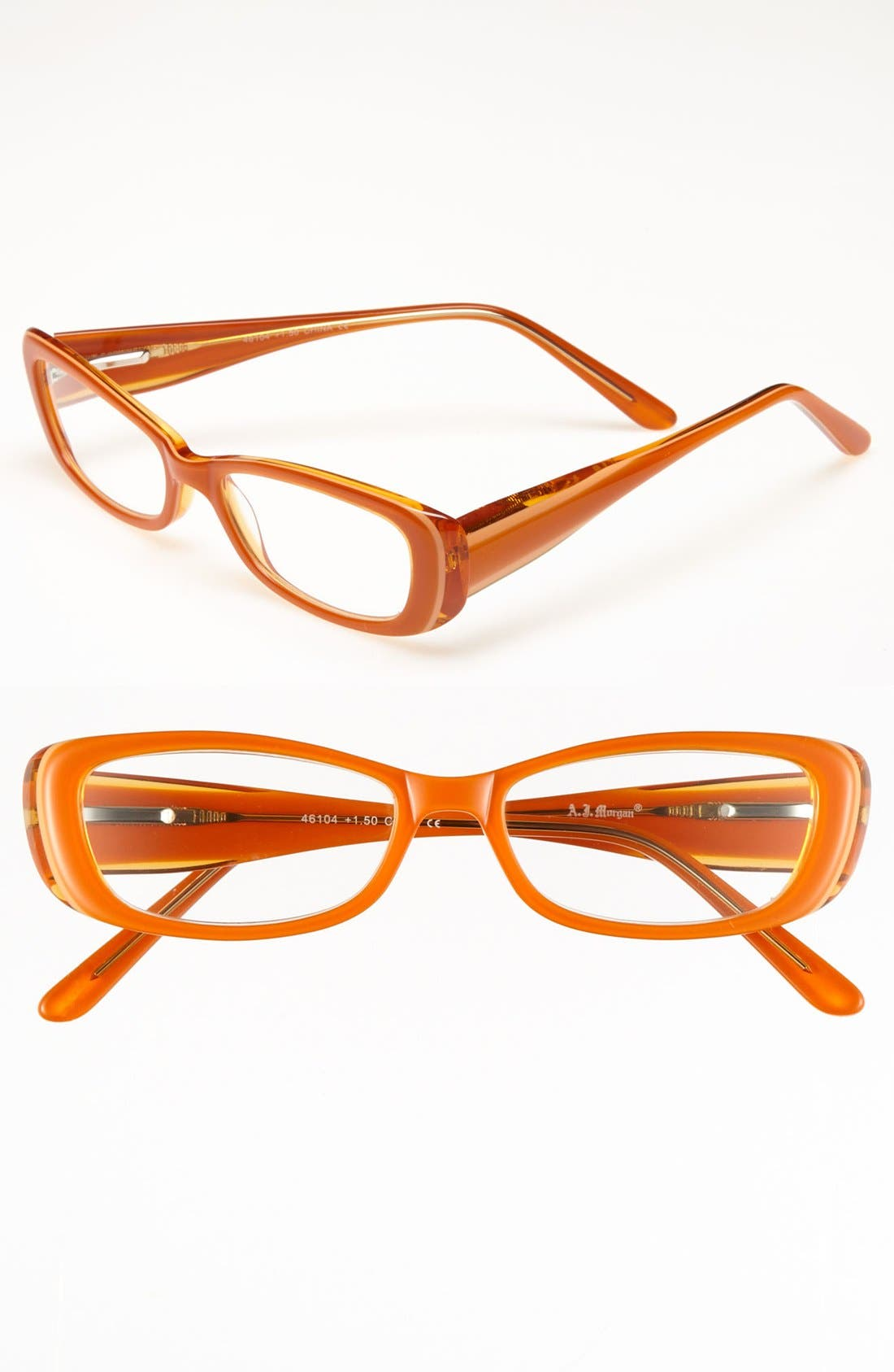 Alternate Image 1 Selected - A.J. Morgan 'Eden' Reading Glasses (Online Only)