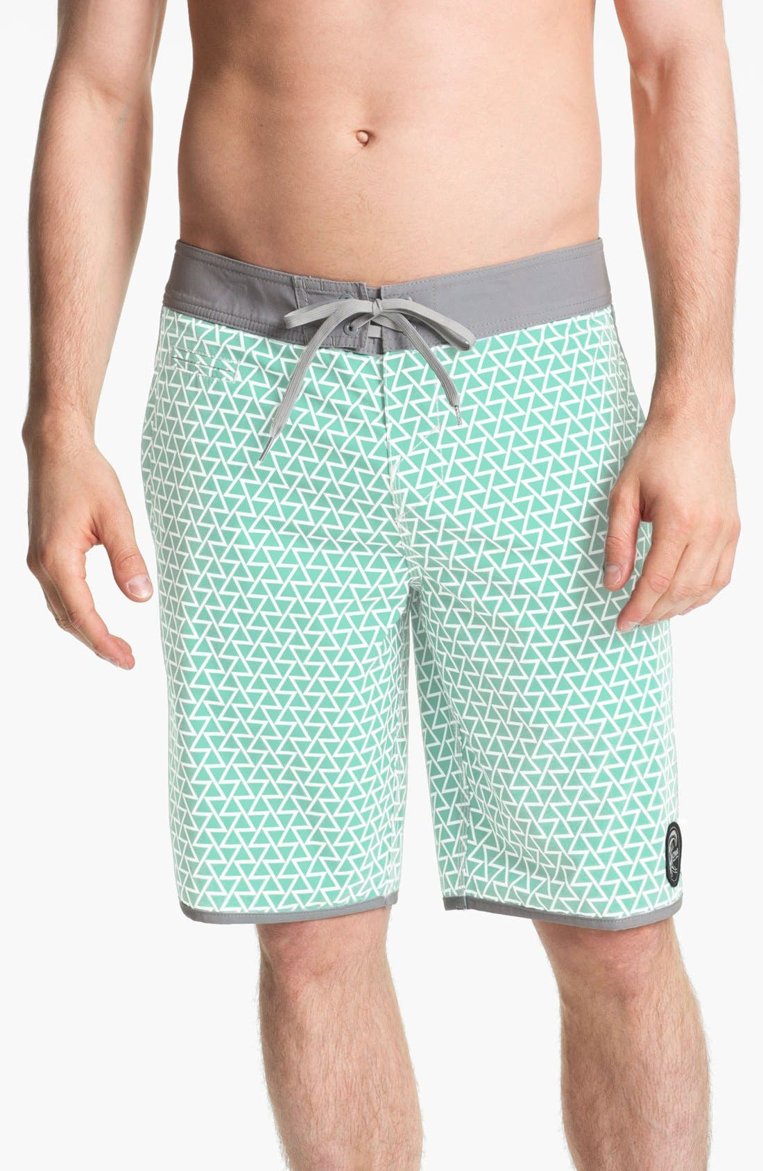 Alternate Image 1 Selected - O'Neill 'Arcade' Volley Swim Shorts