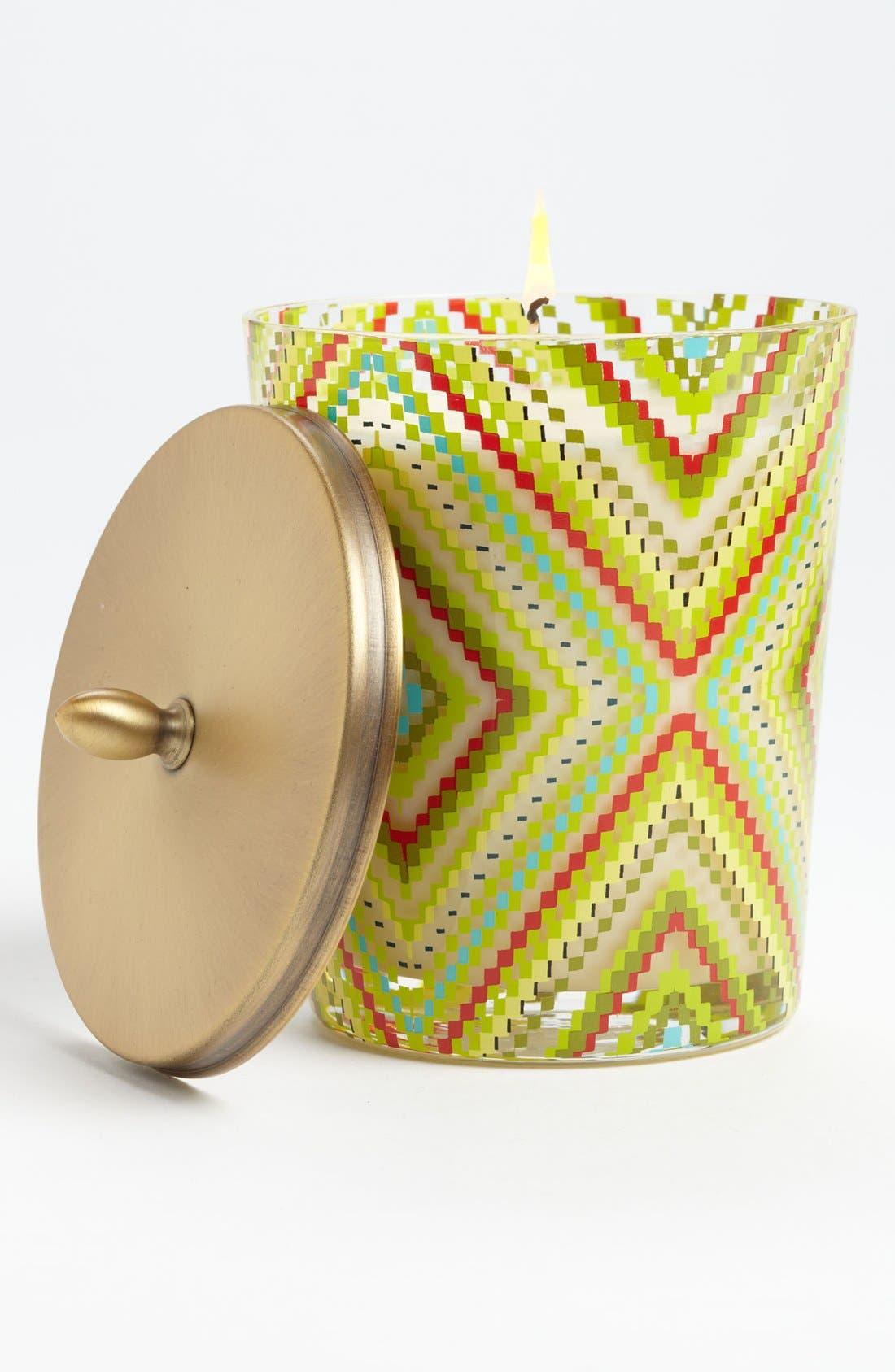Alternate Image 1 Selected - Illume 'Boho - Pineapple Cilantro' Candle