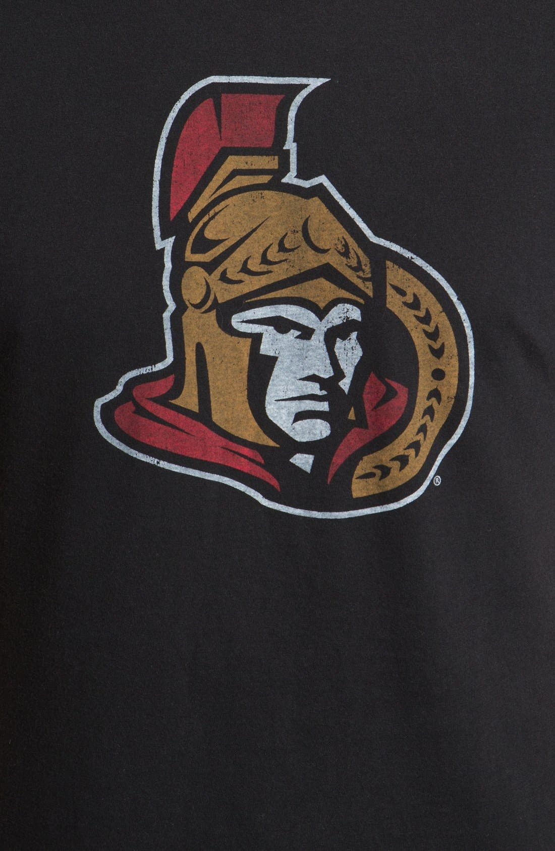 Alternate Image 3  - Red Jacket 'Ottawa Senators - Brass Tacks' T-Shirt