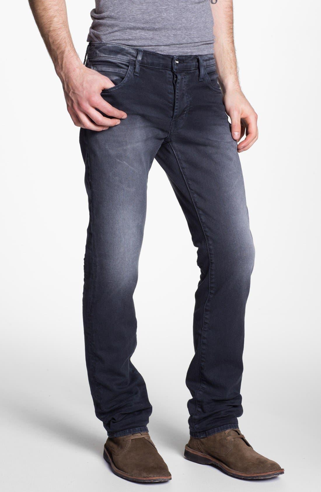 Alternate Image 2  - Koral 'Los Angeles' Slim Leg Jeans (Worn Black)