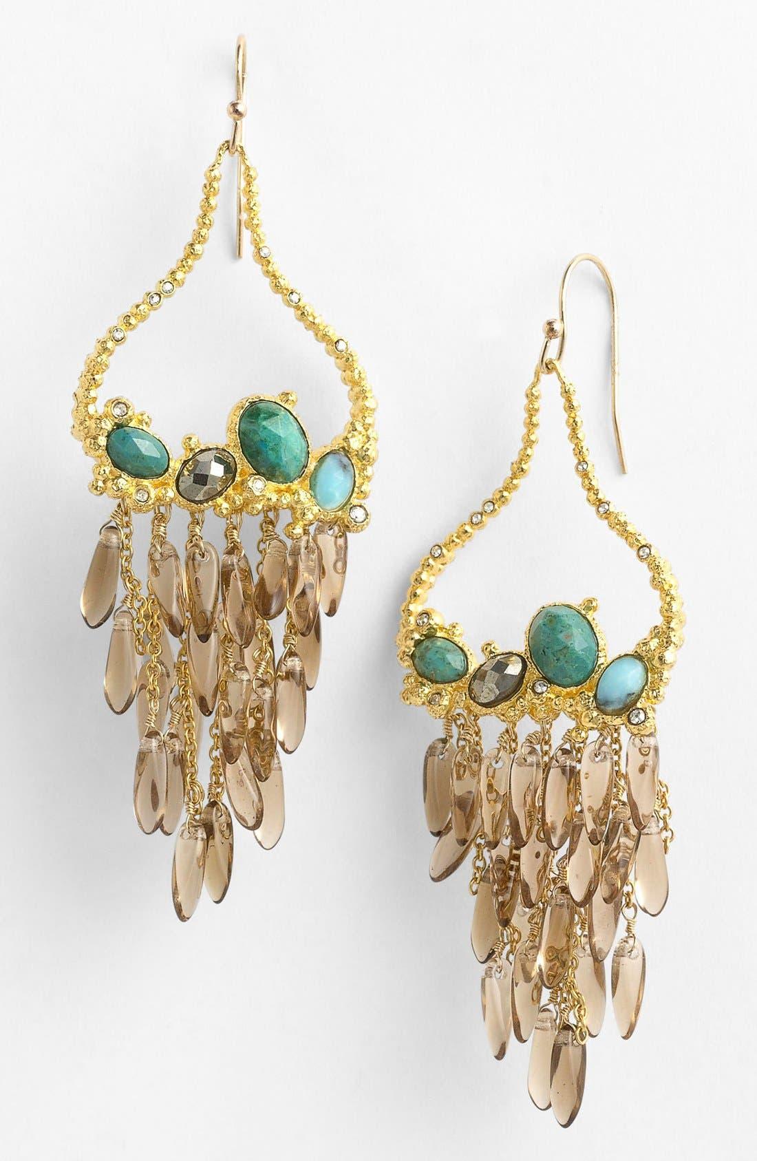 Alternate Image 1 Selected - Alexis Bittar 'Elements - Cordova' Chandelier Earrings