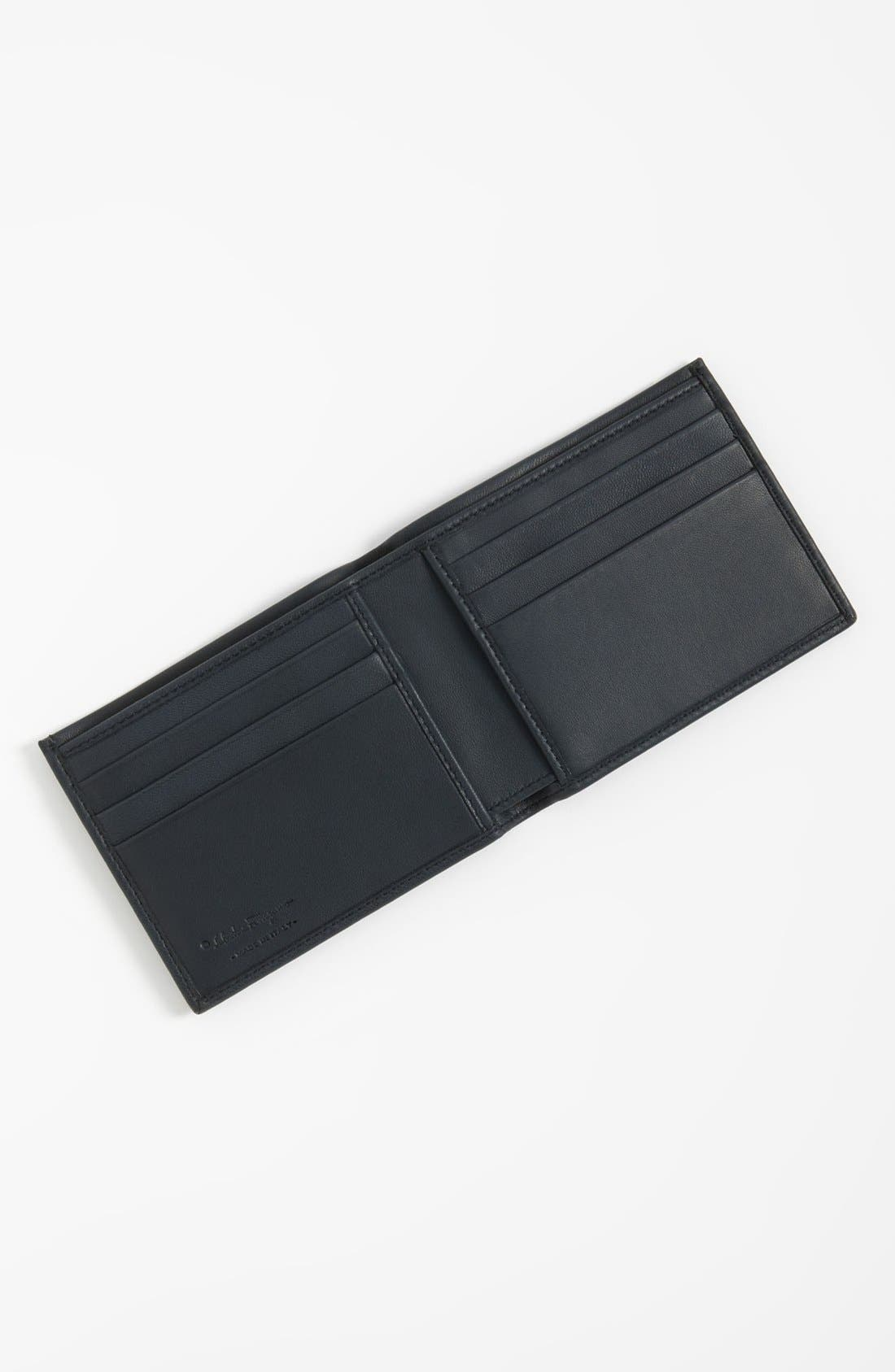 Alternate Image 3  - Salvatore Ferragamo 'American - Tribute' Wallet