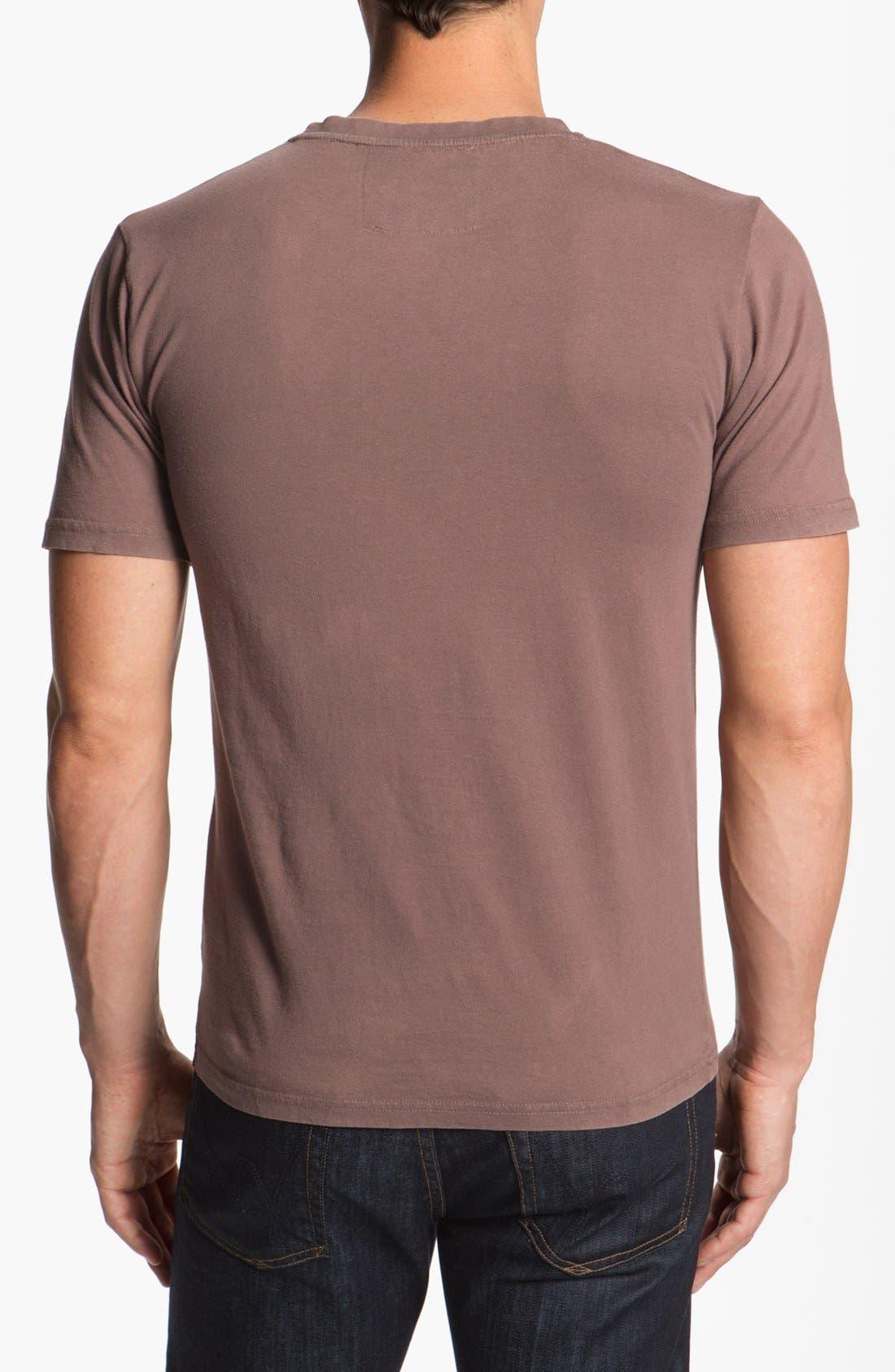 Alternate Image 2  - Red Jacket 'Padres - Deadringer' T-Shirt