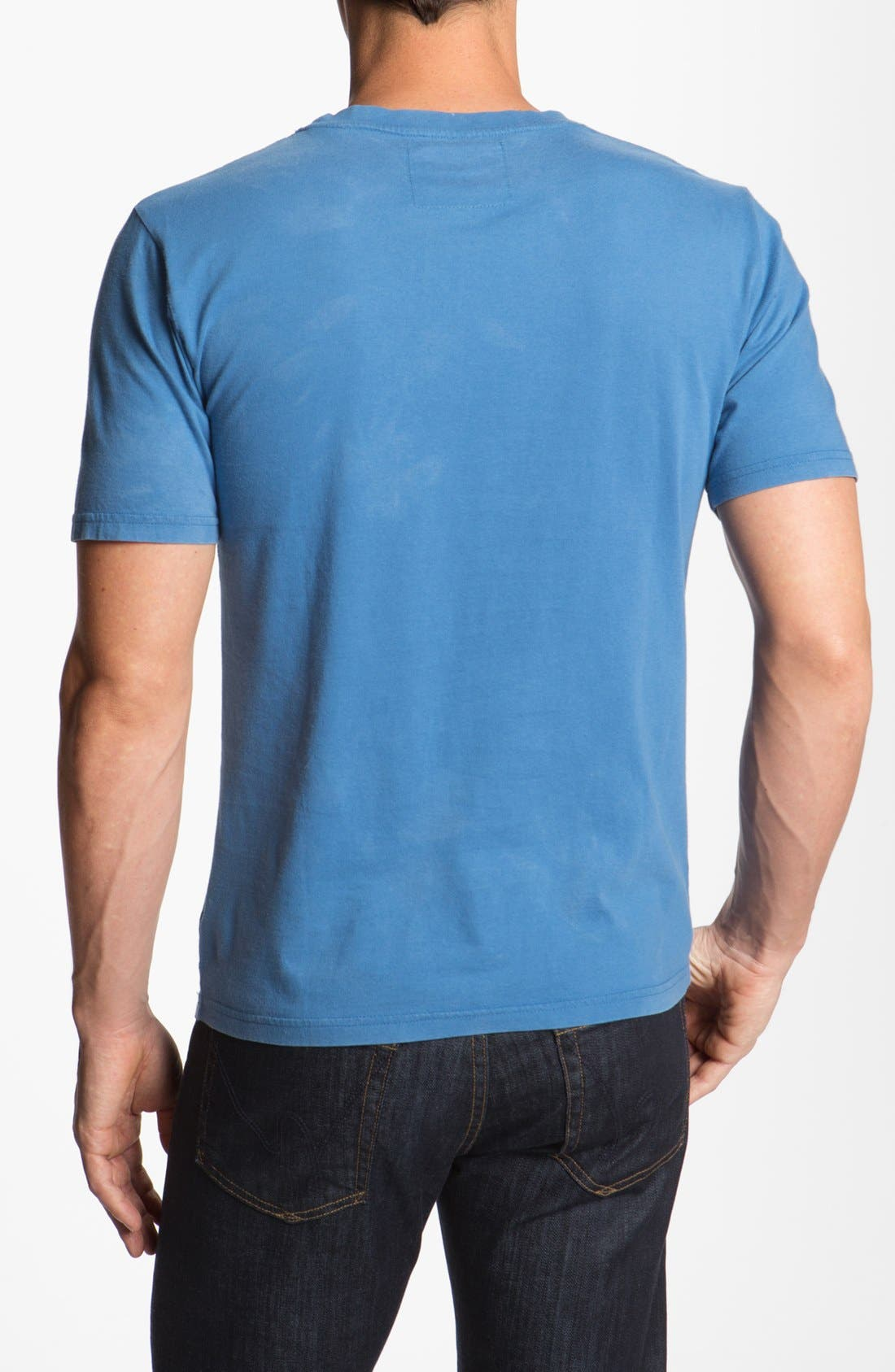 Alternate Image 2  - Red Jacket 'Rangers - Reversal' T-Shirt