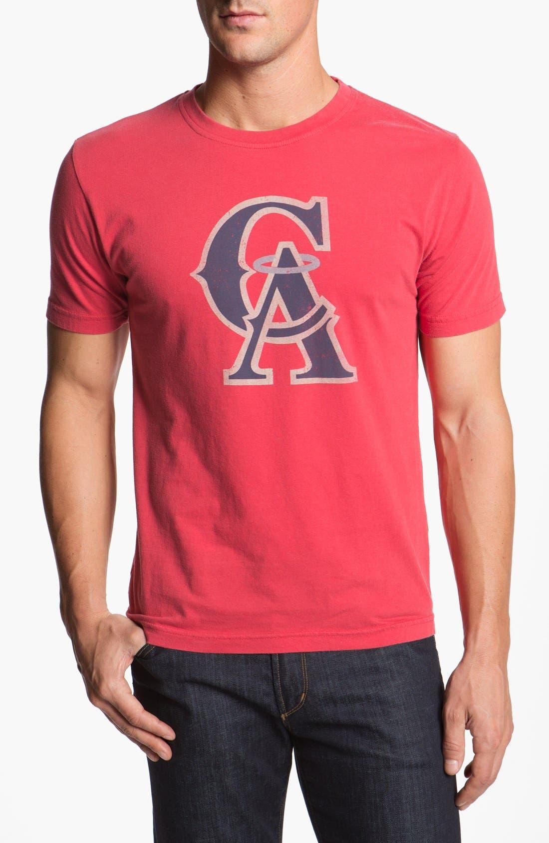 Main Image - Red Jacket 'Los Angeles Angels - Brass Tack' T-Shirt