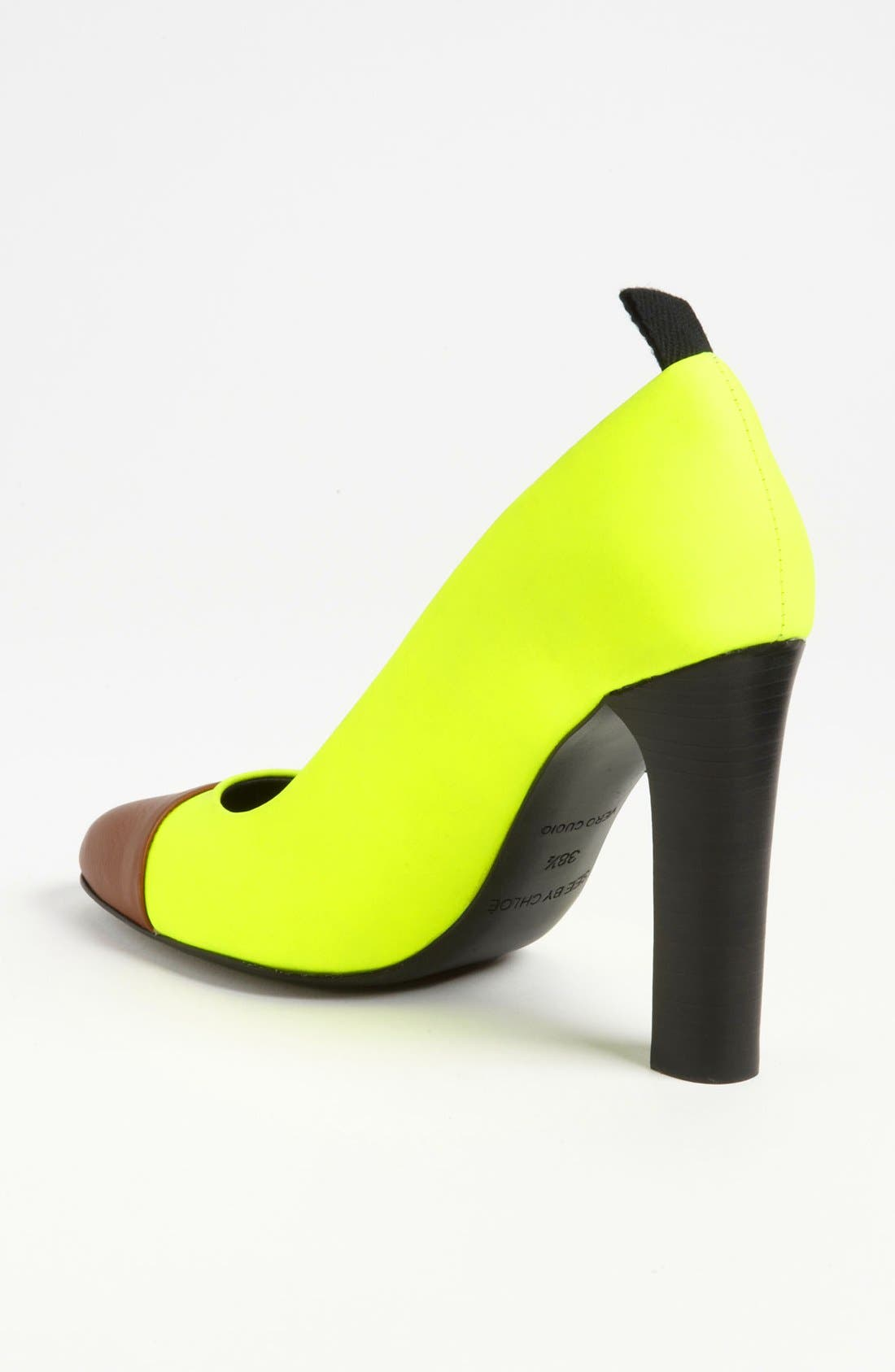 Alternate Image 2  - See by Chloé 'Summer' Pump
