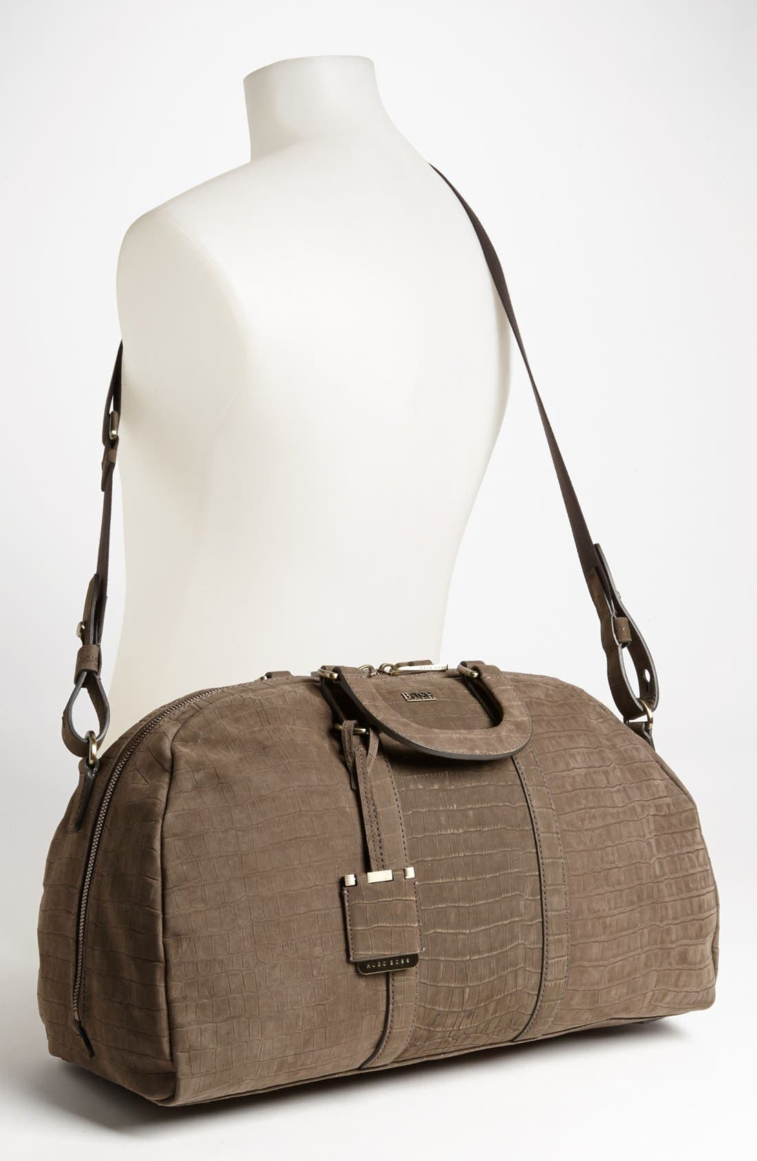 Alternate Image 2  - BOSS HUGO BOSS 'Rofert' Duffel Bag