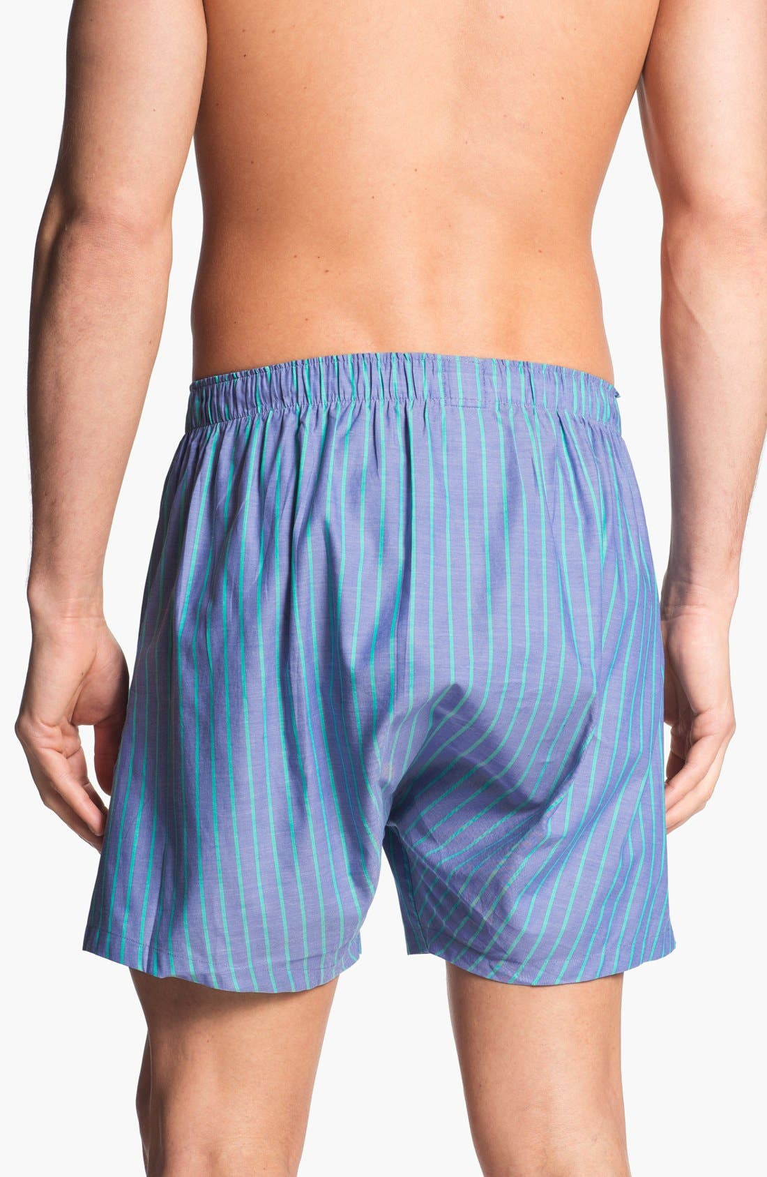 Alternate Image 2  - Brooks Brothers Cotton Boxers