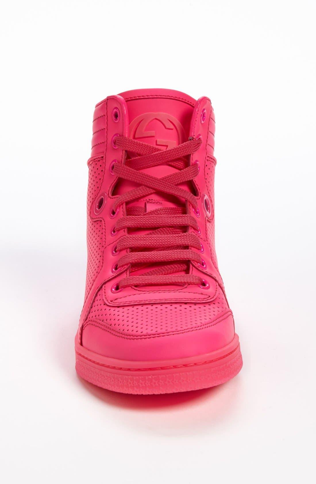 Alternate Image 3  - Gucci 'Coda' High Top Sneaker