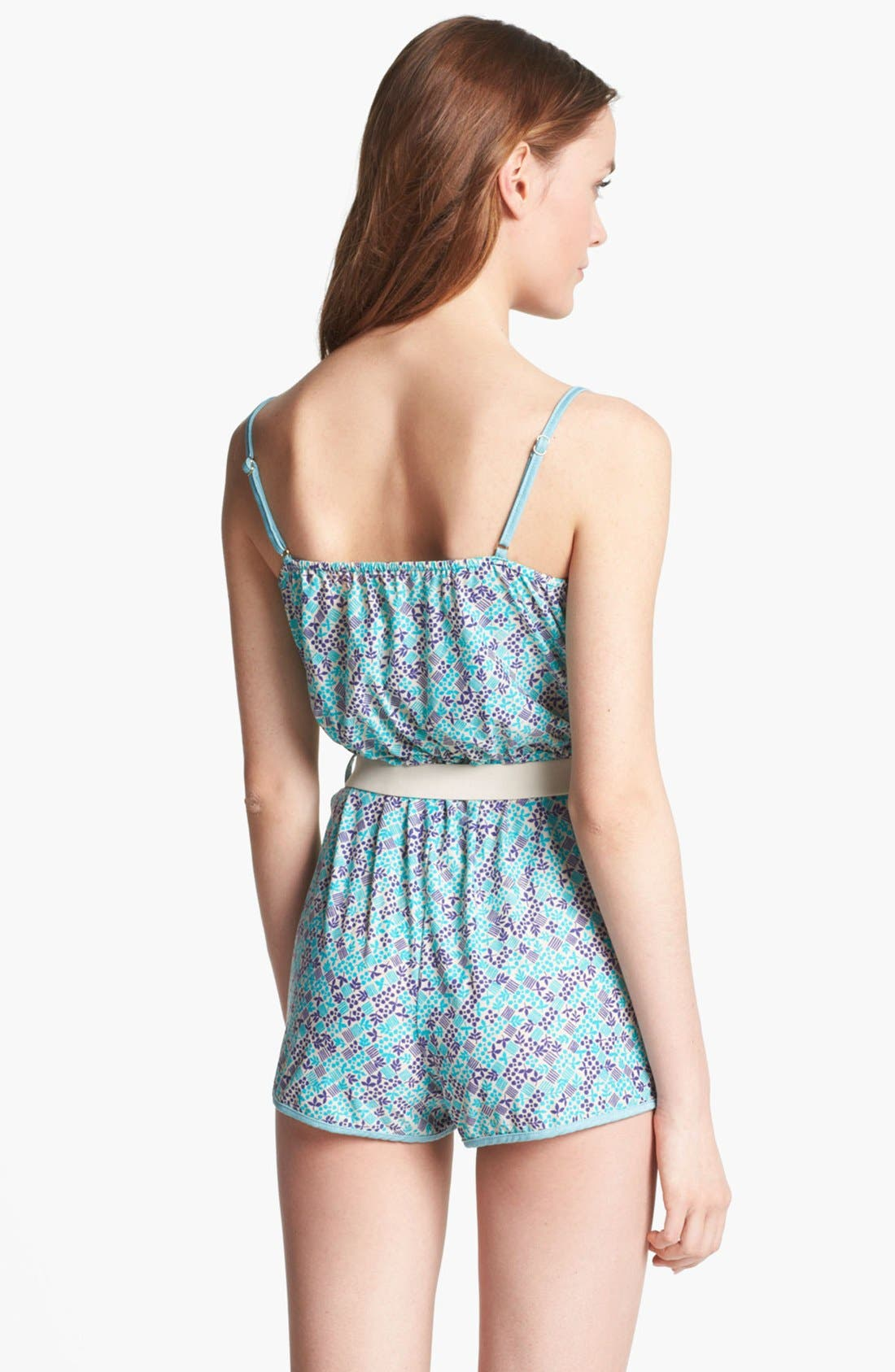 Alternate Image 2  - MARC BY MARC JACOBS Belted Romper Cover-Up
