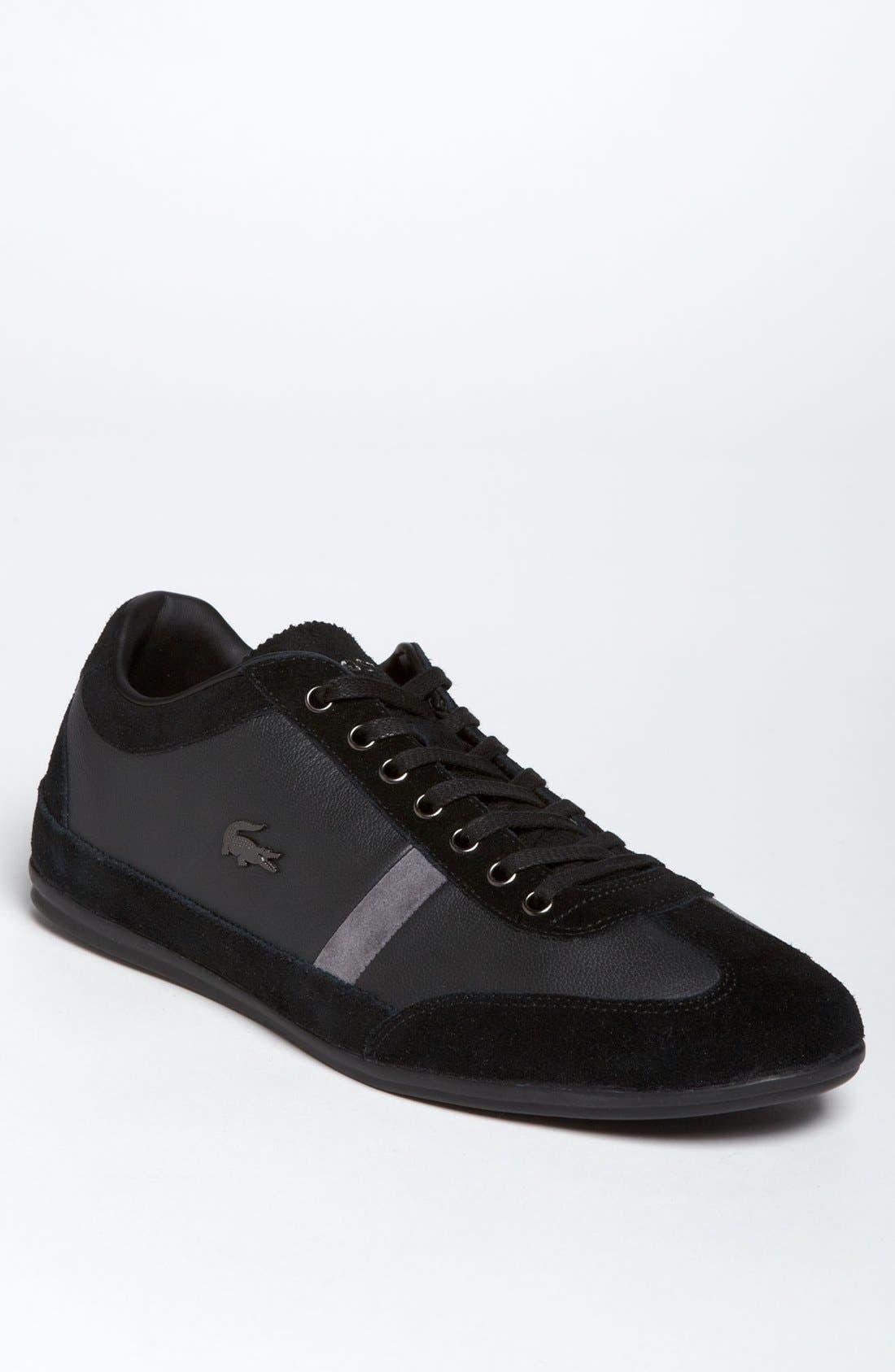 Alternate Image 1 Selected - Lacoste 'Misano 22' Sneaker