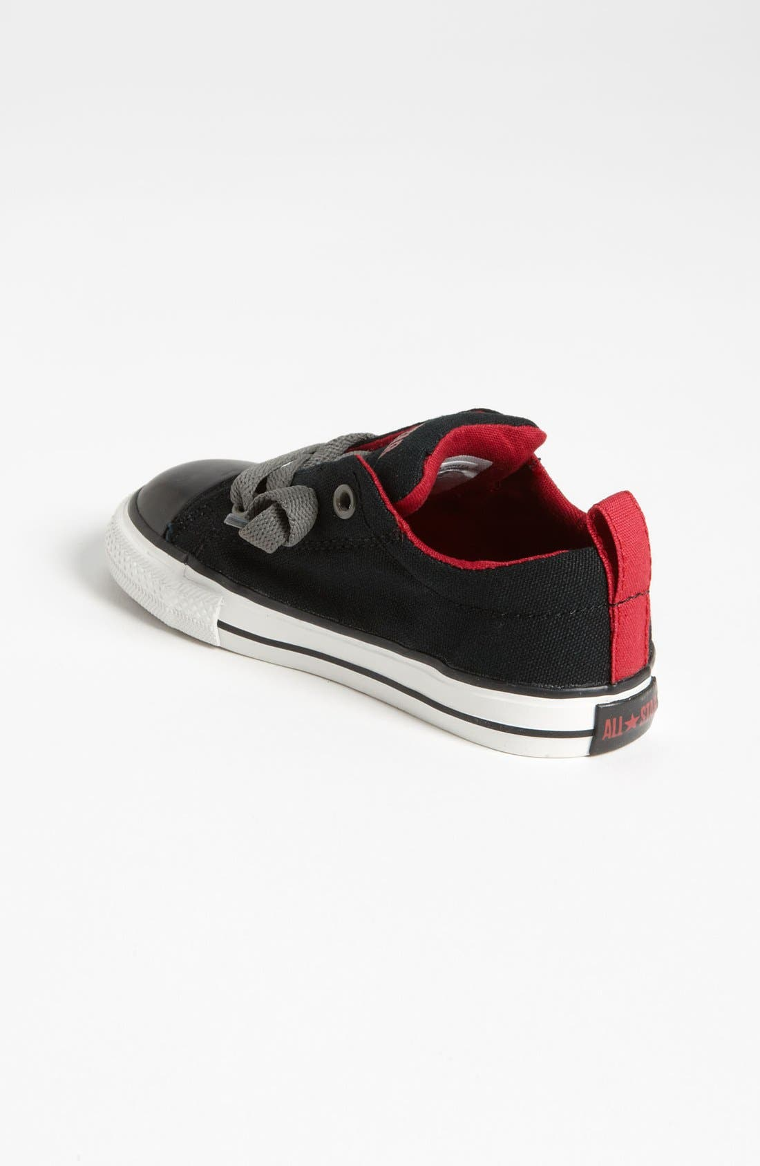 Alternate Image 2  - Converse 'Street Ox' Slip-On Sneaker (Baby, Walker & Toddler)