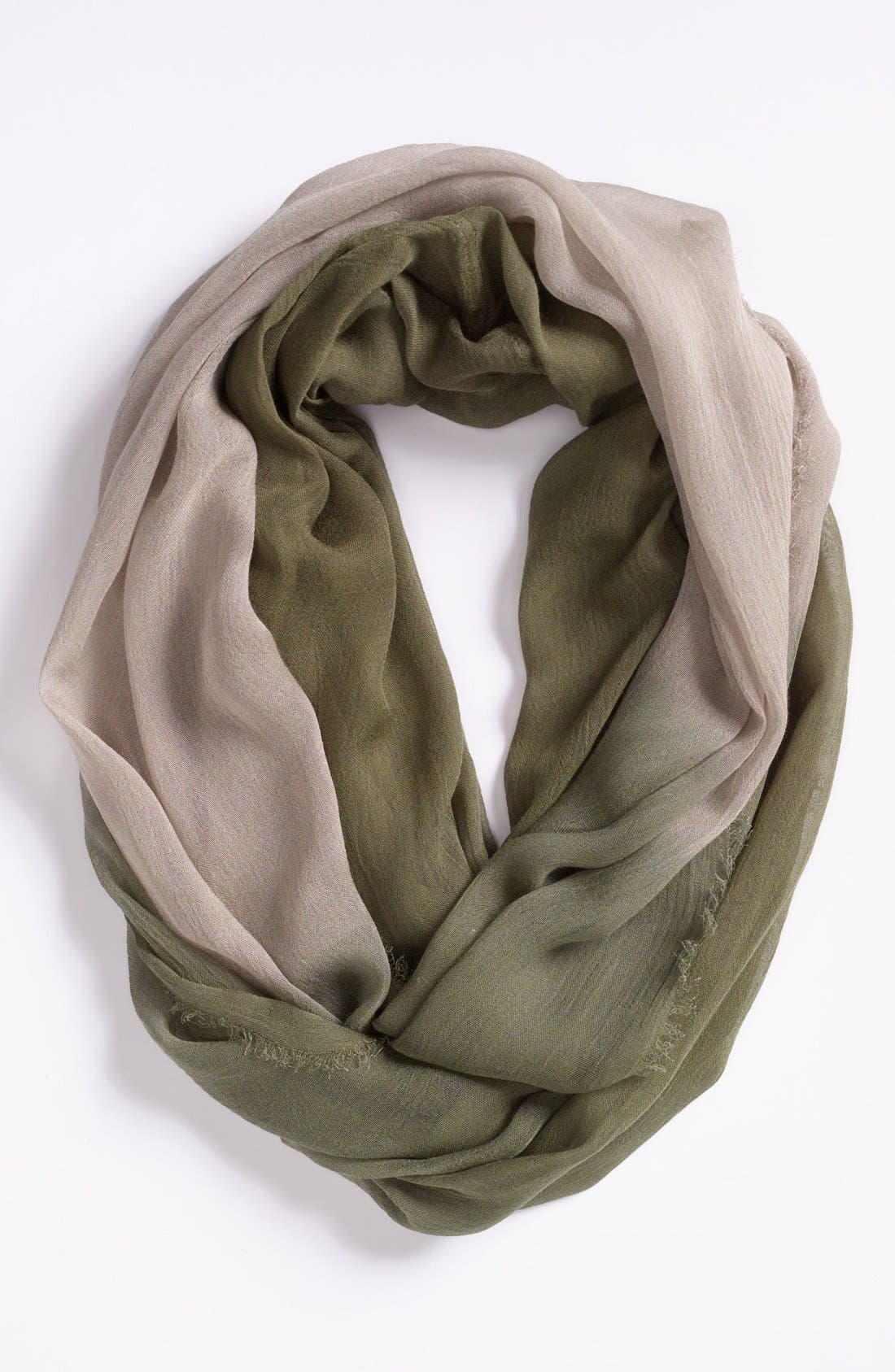 Alternate Image 1 Selected - Michael Stars 'Gradual' Infinity Scarf