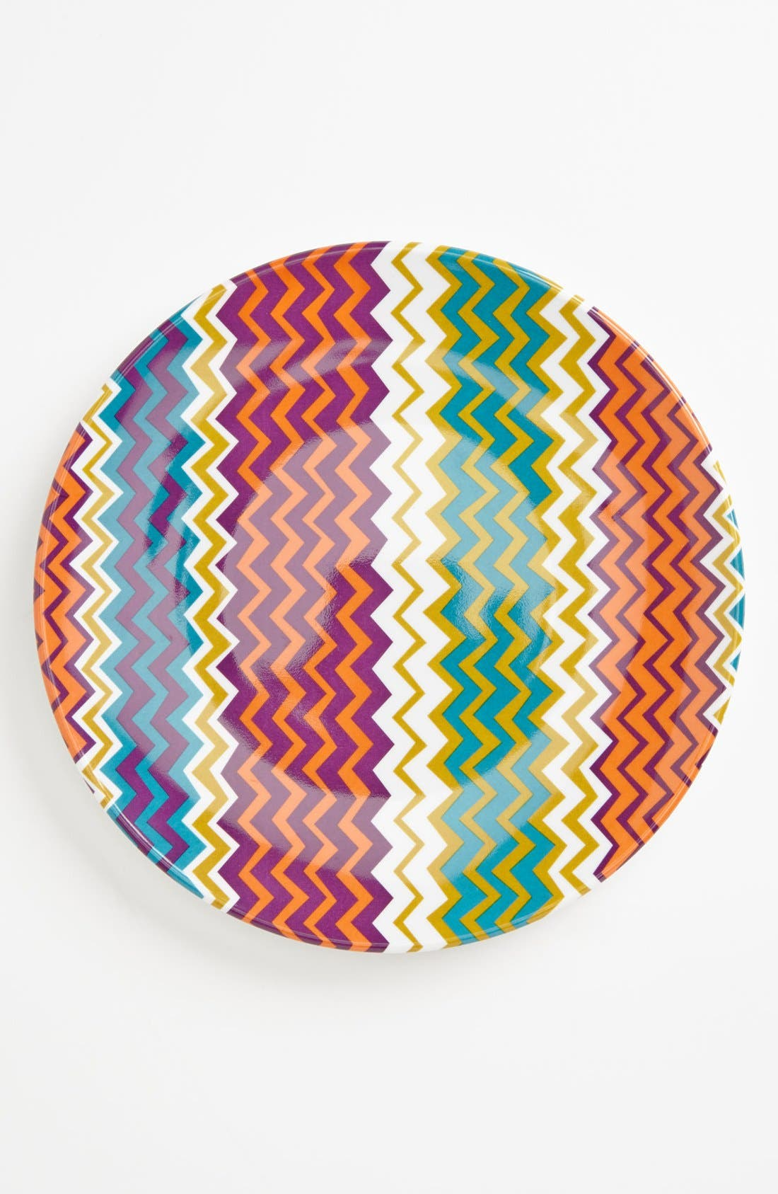 Alternate Image 1 Selected - Magenta Dinner Plates (Set of 4)
