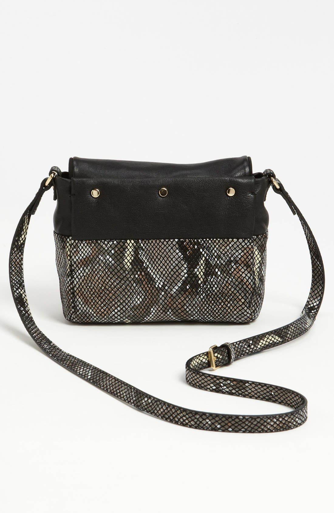 Alternate Image 4  - Lanvin 'For Me - Small' Faux Snakeskin Crossbody Bag