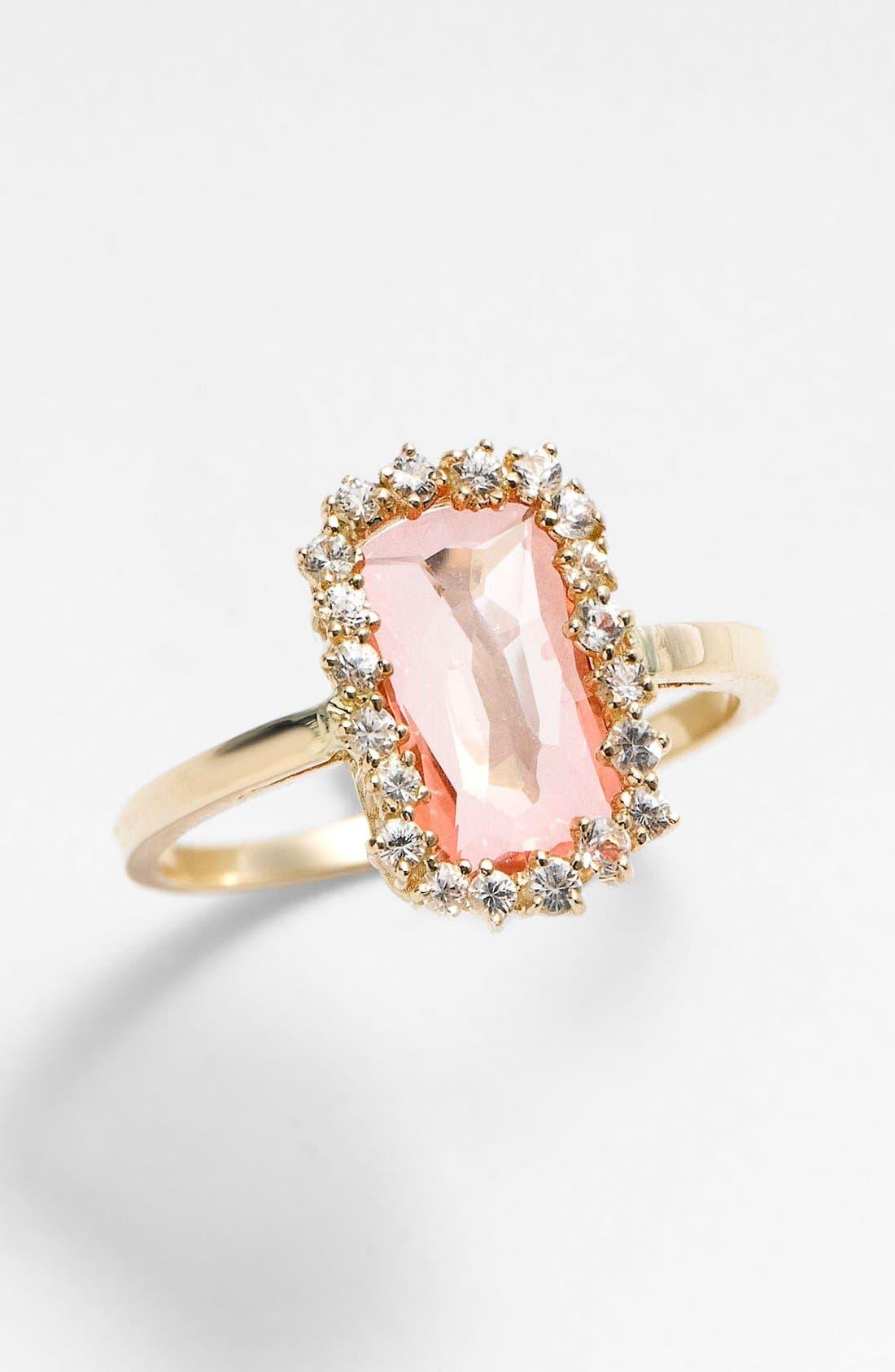 Main Image - KALAN by Suzanne Kalan Barrel Stone Ring