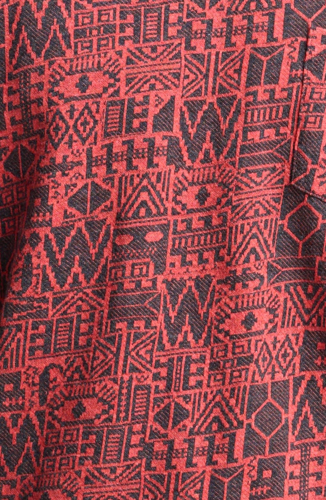 Alternate Image 3  - Paul Smith Jeans Geometric Print T-Shirt