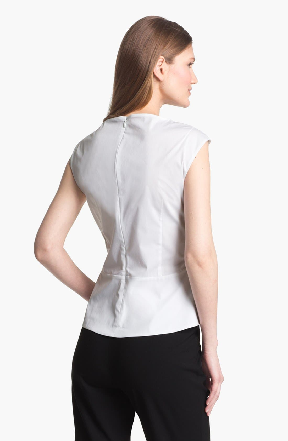 Alternate Image 2  - BOSS HUGO BOSS 'Ipepla' Blouse