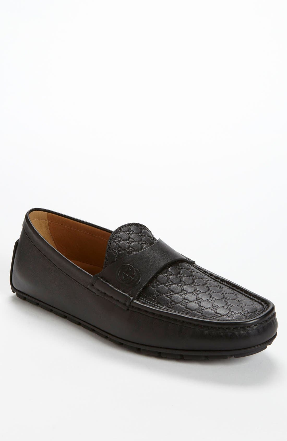 Alternate Image 1 Selected - Gucci 'Blair' Driving Shoe