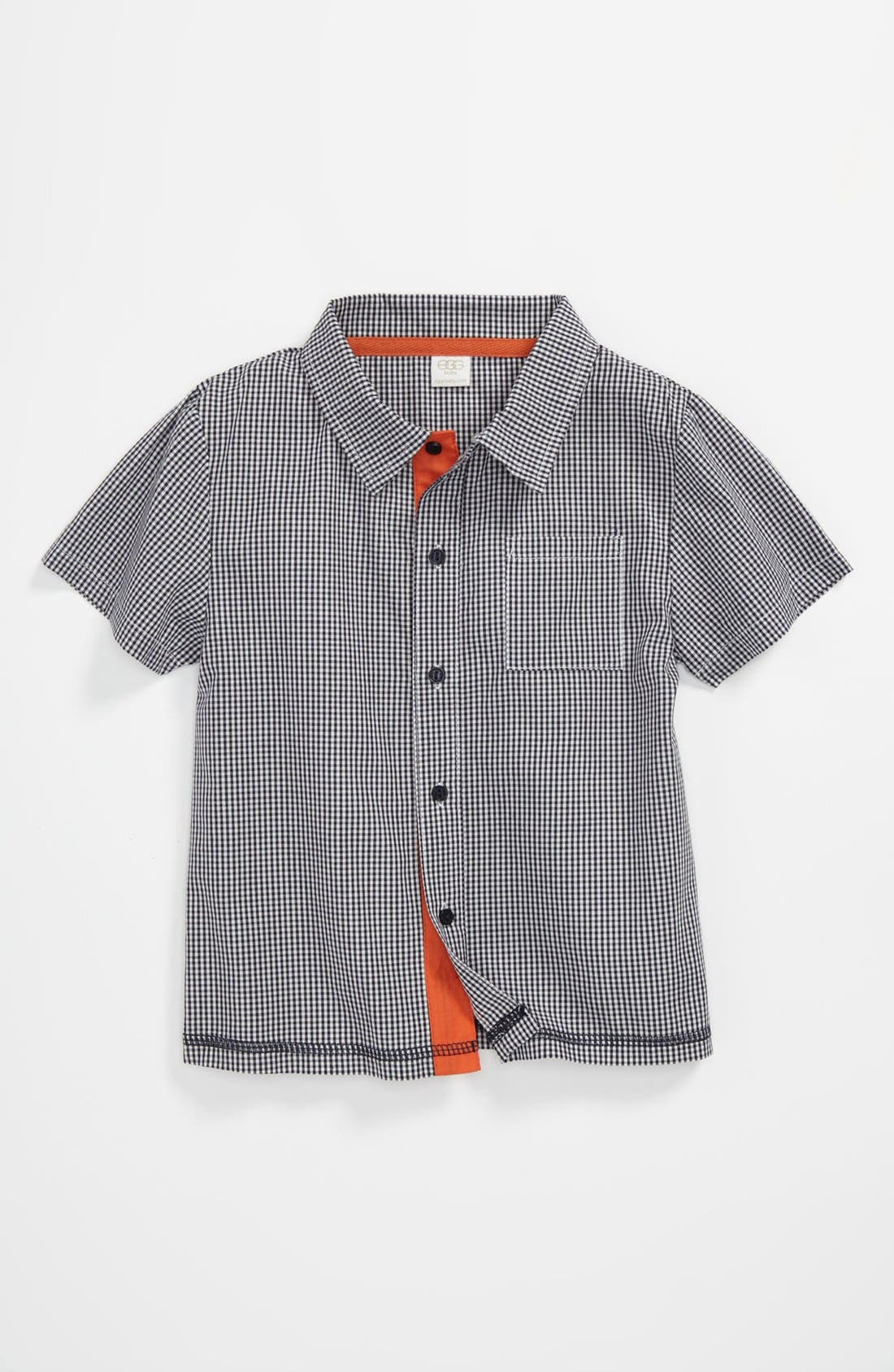 Alternate Image 1 Selected - egg by susan lazar Woven Shirt (Baby)