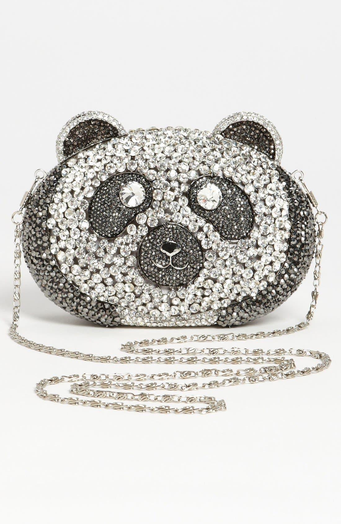 Alternate Image 4  - Natasha Couture Panda Clutch