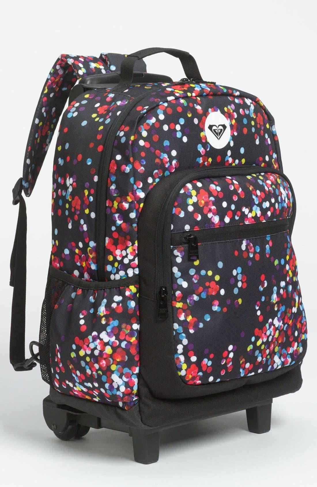 Main Image - 'Adventure' Wheeled Backpack (Girls)