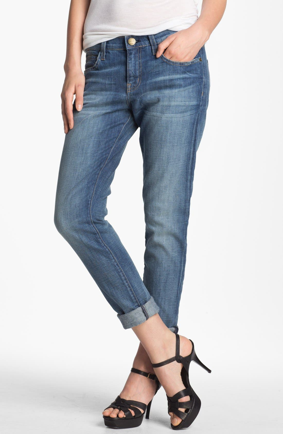 Alternate Image 1 Selected - Current/Elliott 'The Roller' Jeans (Treasure)
