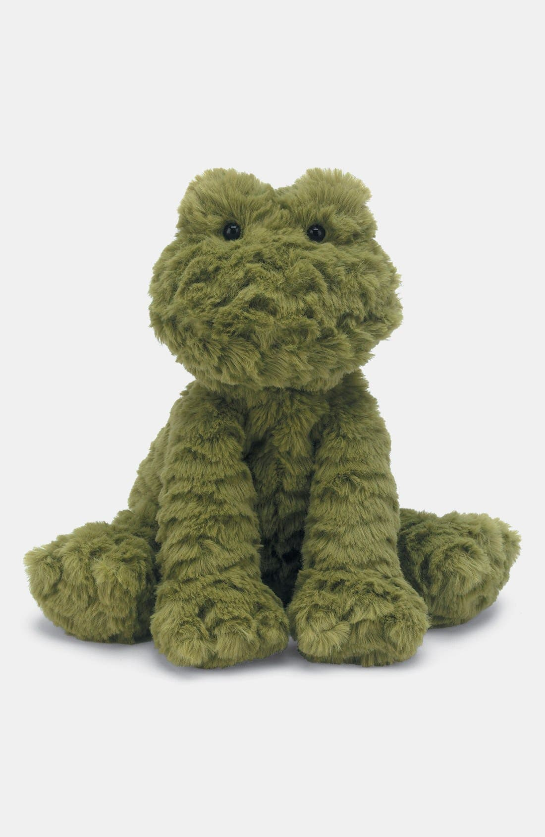 Main Image - Jellycat 'Fuddlewuddles' Frog