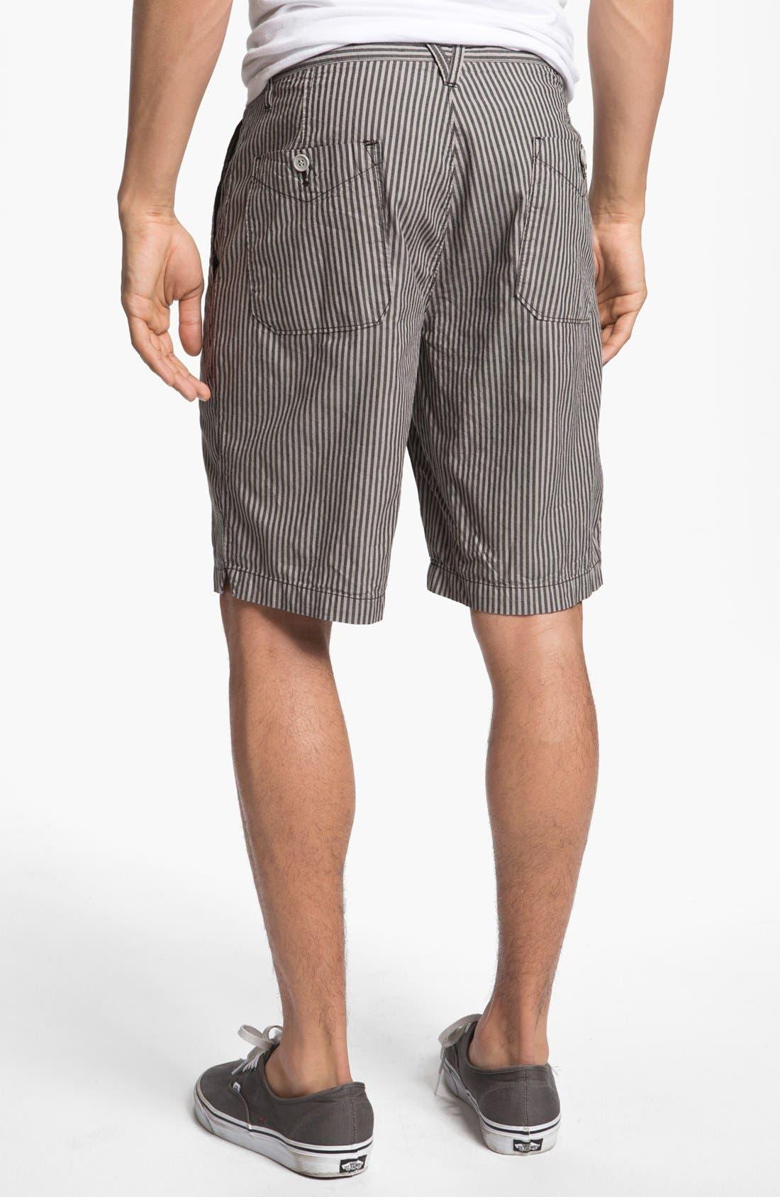 Alternate Image 2  - Volcom 'Loco' Chino Shorts