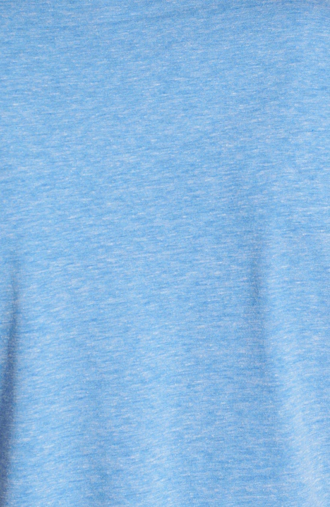 Alternate Image 3  - Quiksilver 'Tilt' Graphic T-Shirt