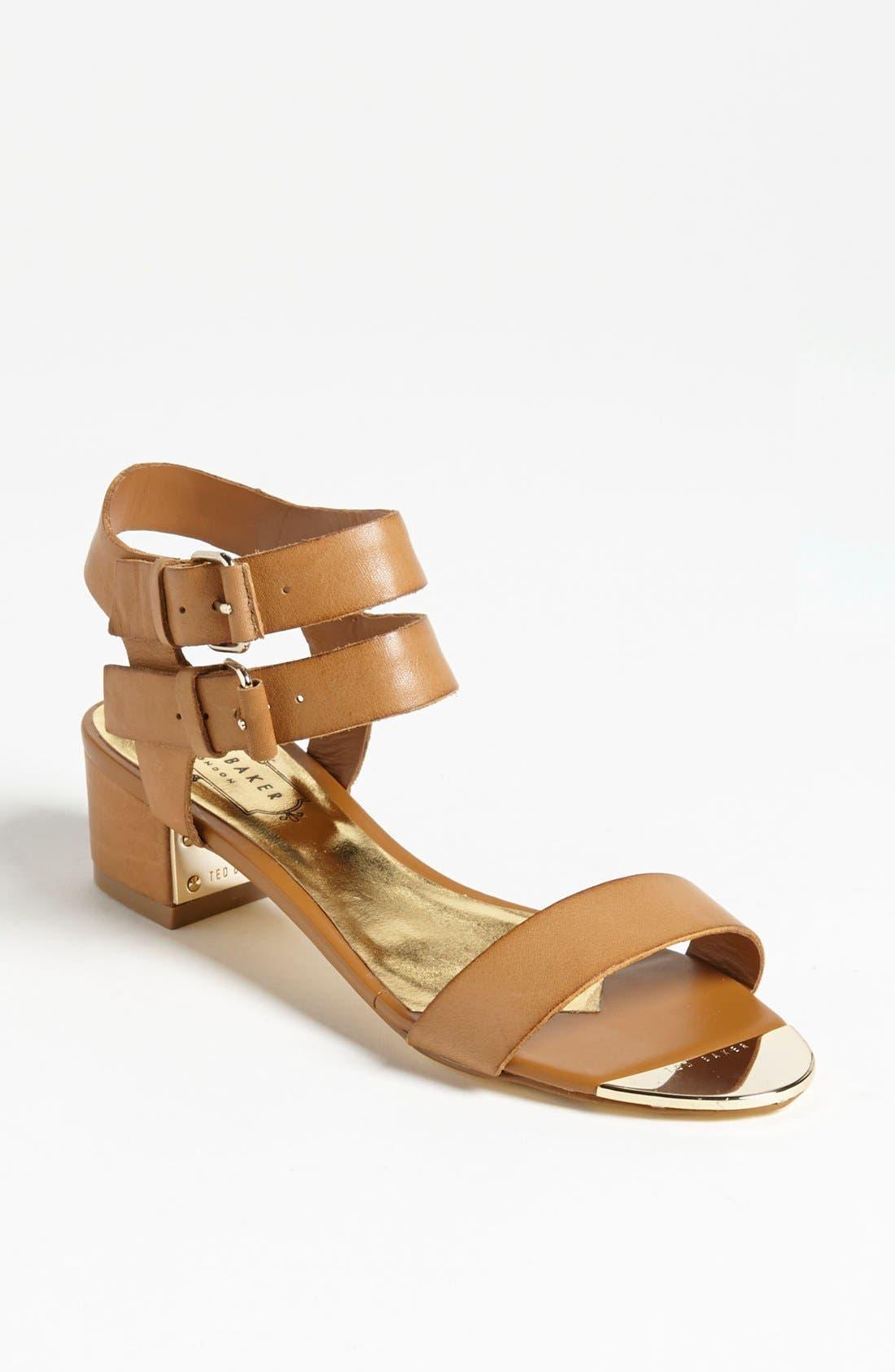 Alternate Image 1 Selected - Ted Baker London 'Dreesa' Sandal
